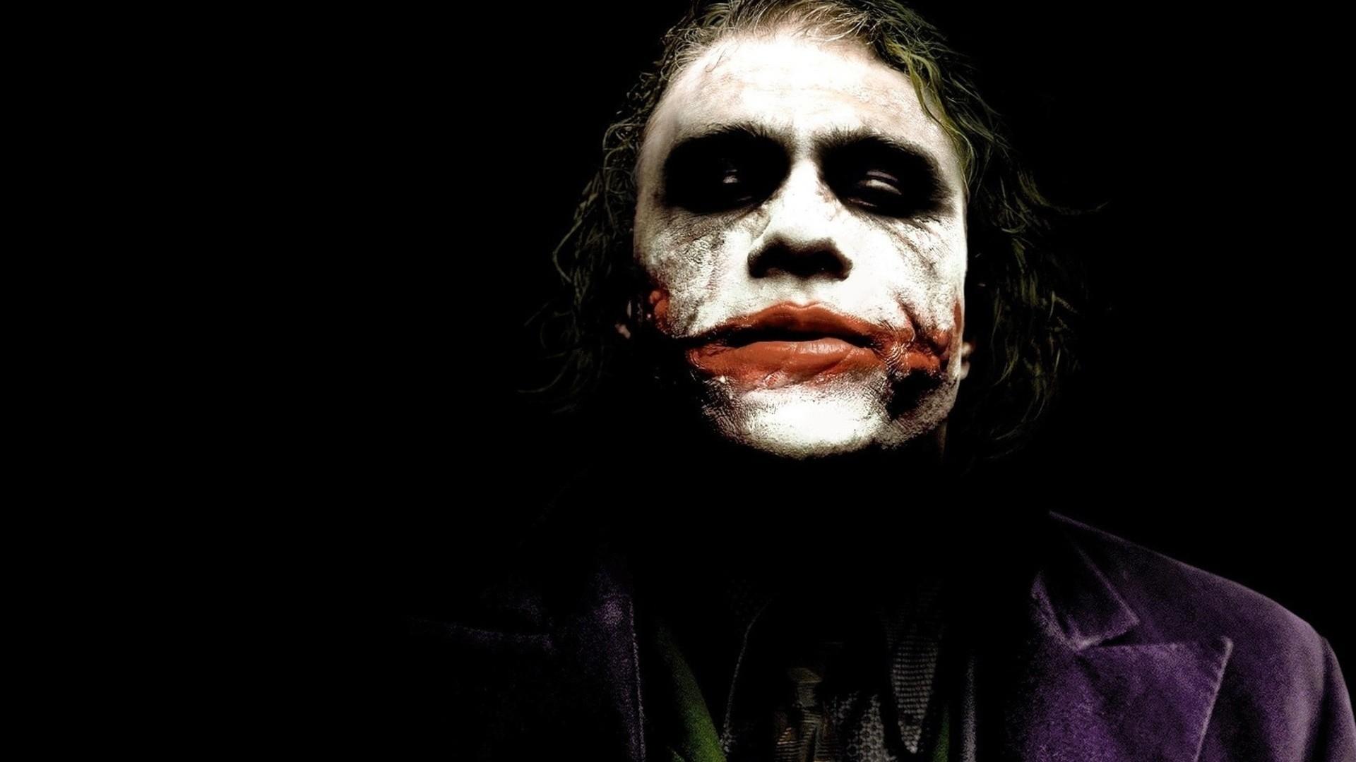 1920x1080 Hd Heath Ledger Joker Wallpaper Was