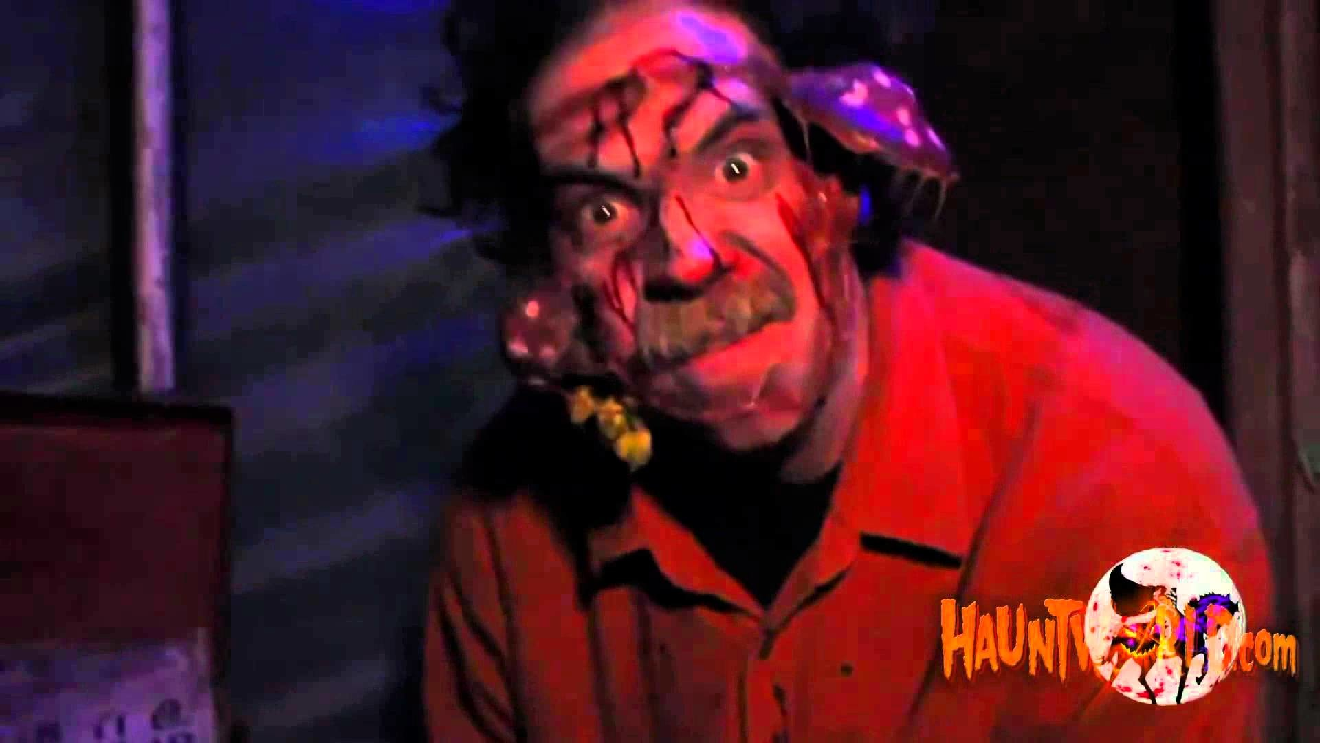 1920x1080 Headless Horseman Haunted Hayride - Best Screampark in America - YouTube