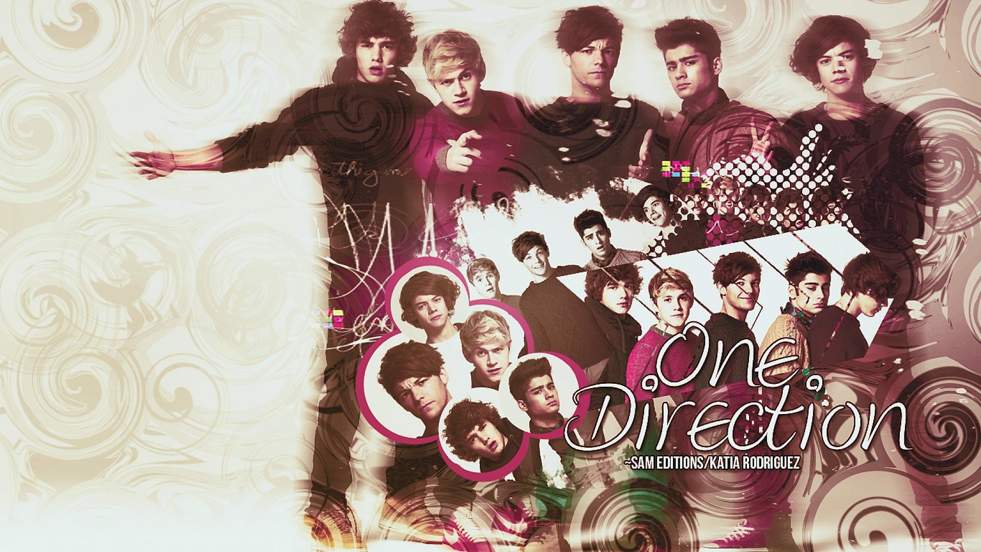 1920x1080 One Direction For