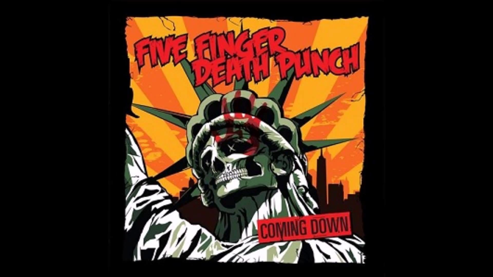 1920x1080 Coming Down by Five Finger Death Punch (Cover)