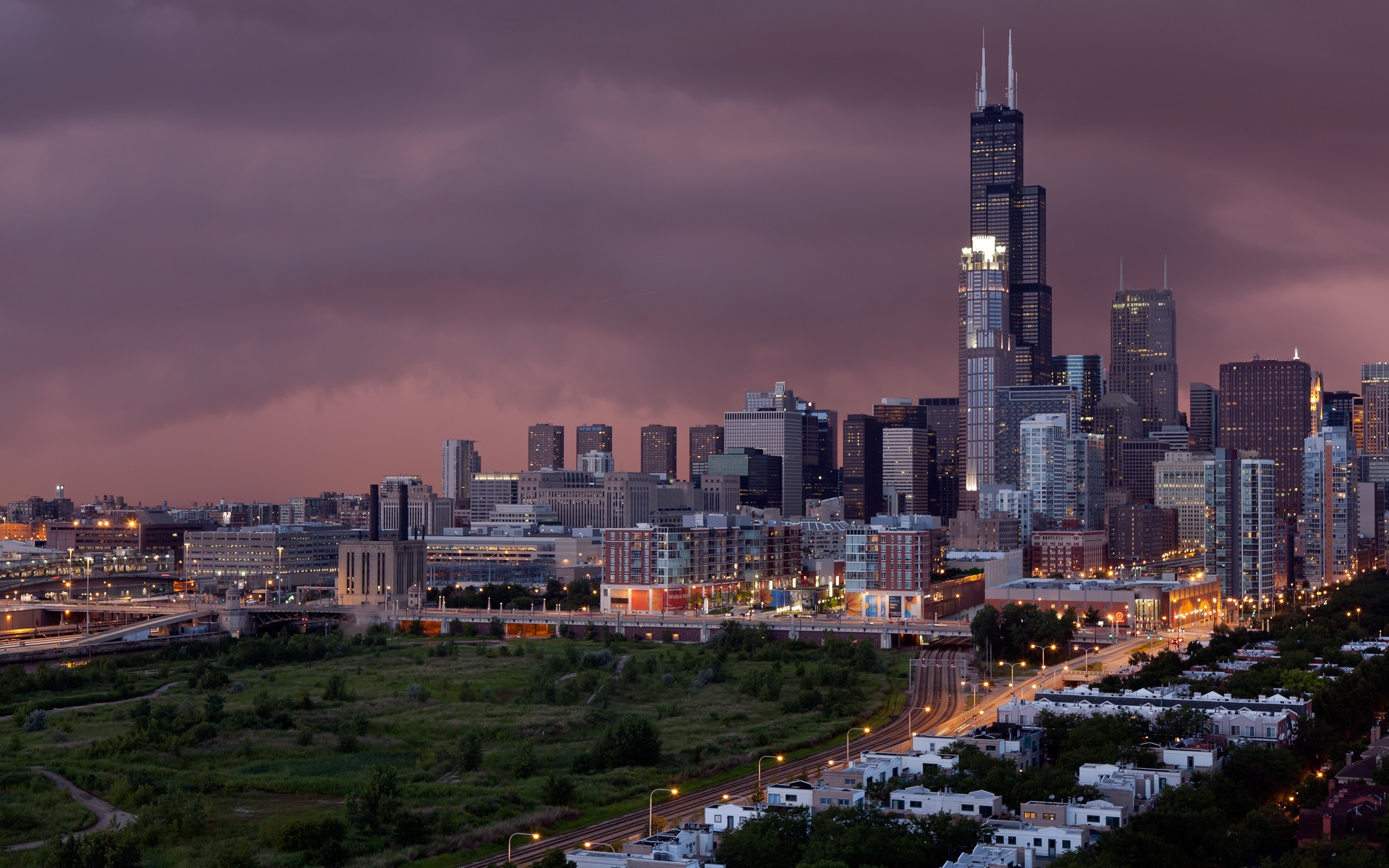 2560x1600 ... free chicago wallpapers full hd long wallpapers ...