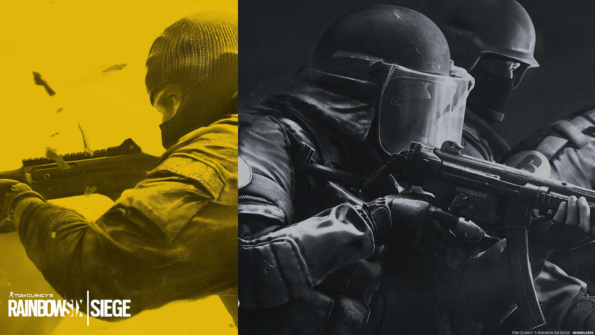 Rainbow Six Seige Wallpaper: Rainbow Six Siege Wallpapers (70+ Images