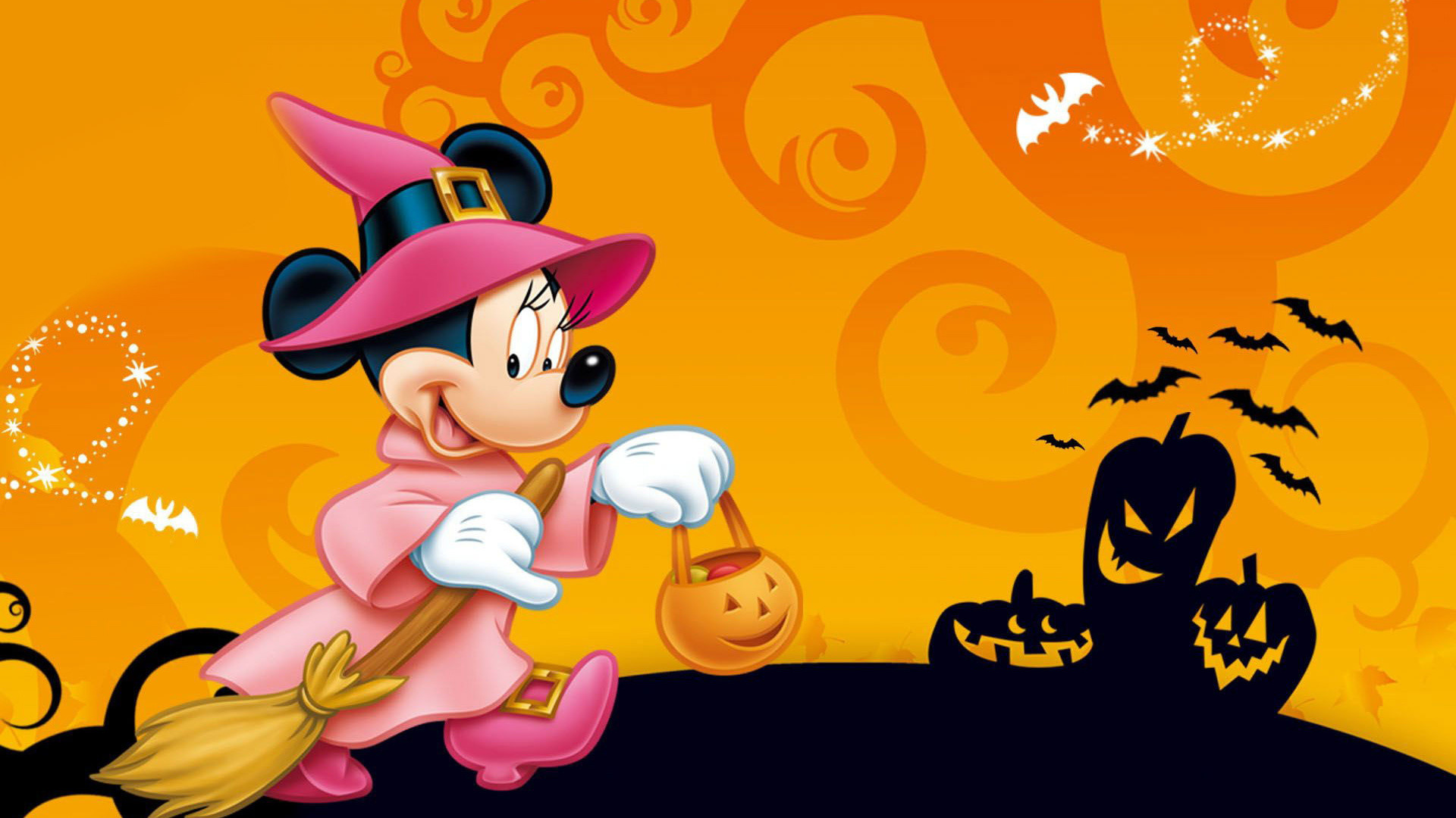 1920x1080 Backgrounds Disney Halloween