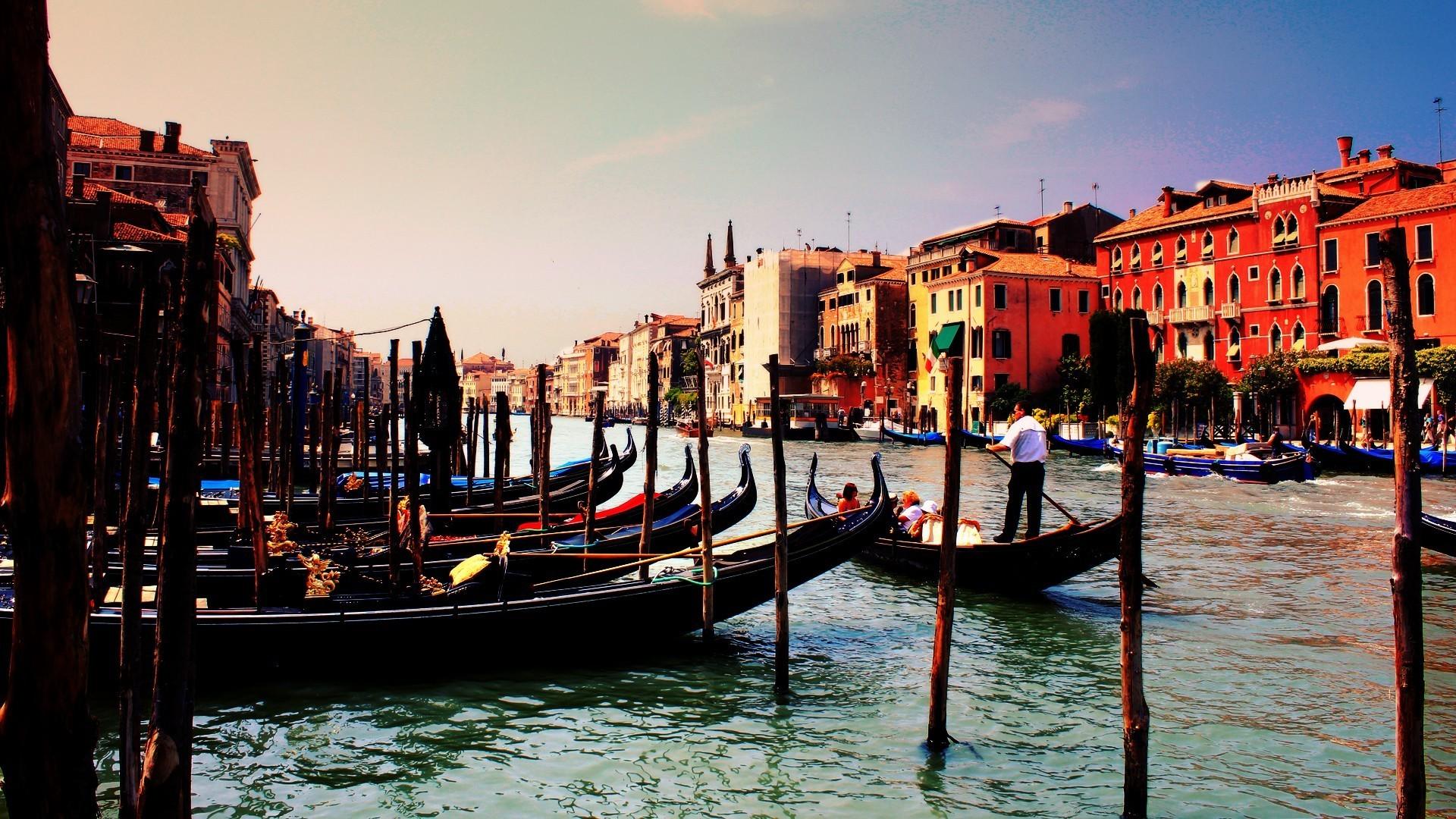 Venice Italy Desktop W...