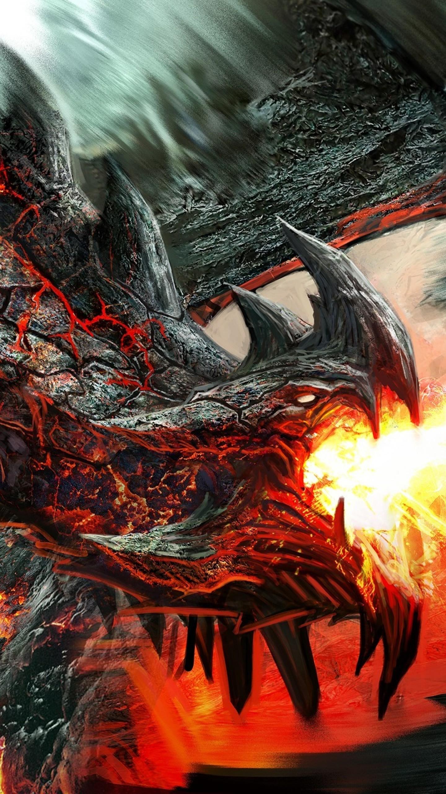 Dragon iPhone Wallpaper HD (71+ images)