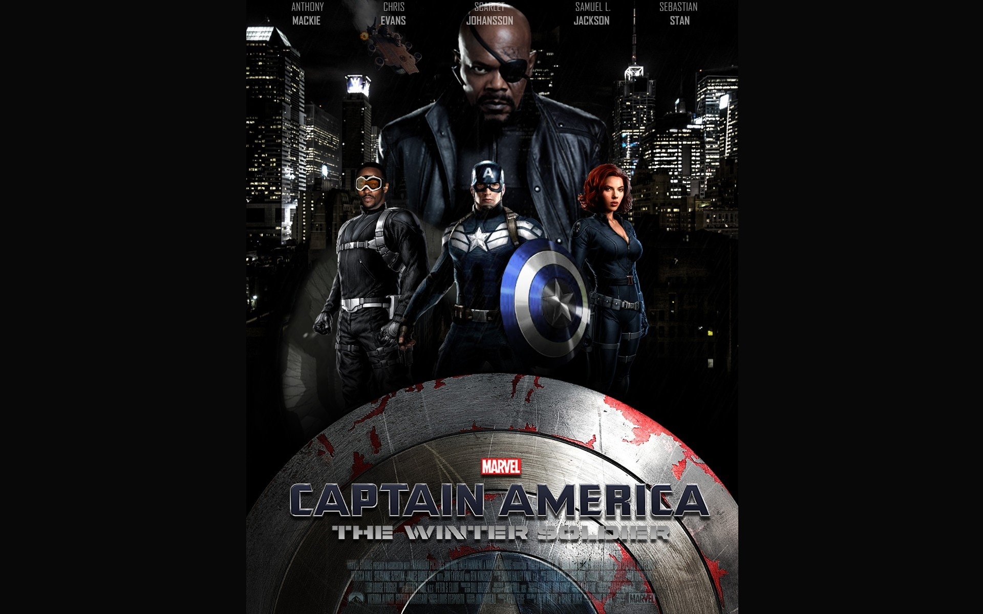 1920x1200 Captain America Winter Soldier Wallpapers Desktop Background Comic .