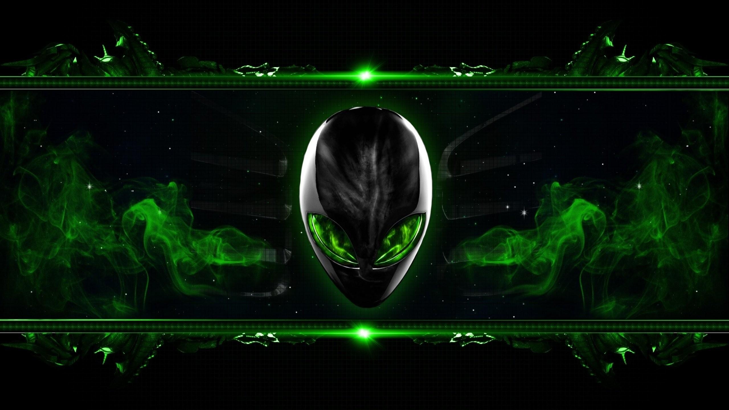 Green Alienware Wallpaper 80 Images