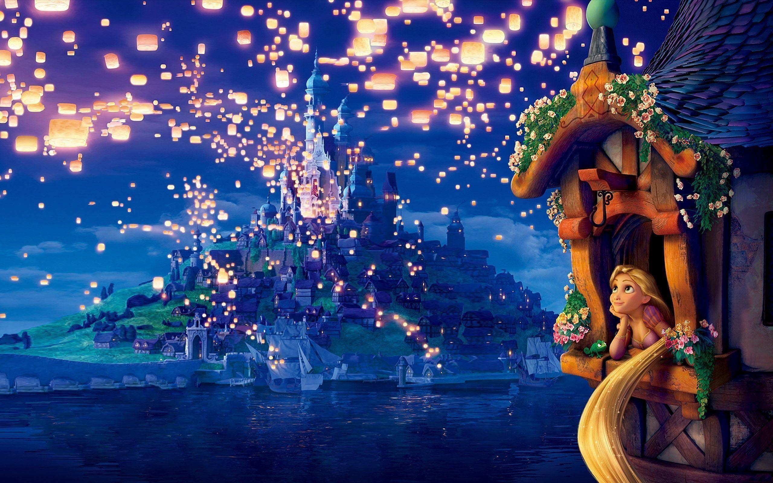 2560x1600 Disney Rapunzel Wallpaper Border 14016 Full HD Desktop