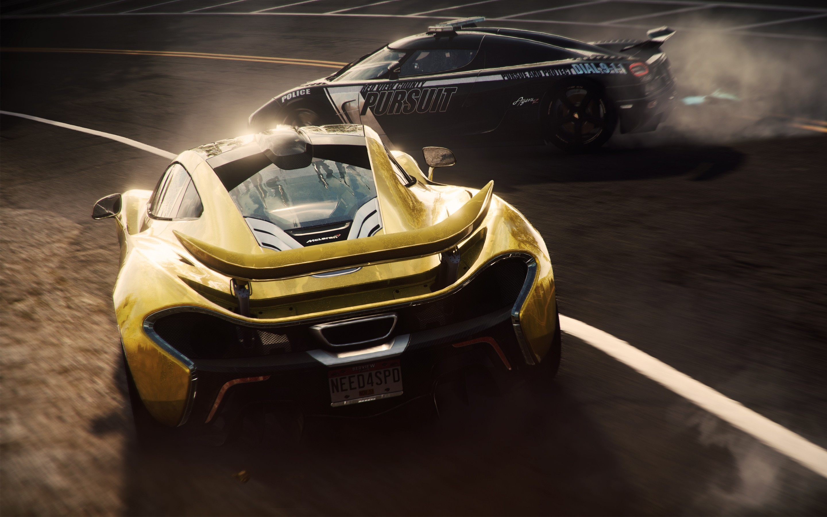 2880x1800 McLaren, McLaren P1, Koenigsegg, Koenigsegg Agera, Need For Speed: Rivals,  Video Games, Agera R Wallpapers HD / Desktop and Mobile Backgrounds