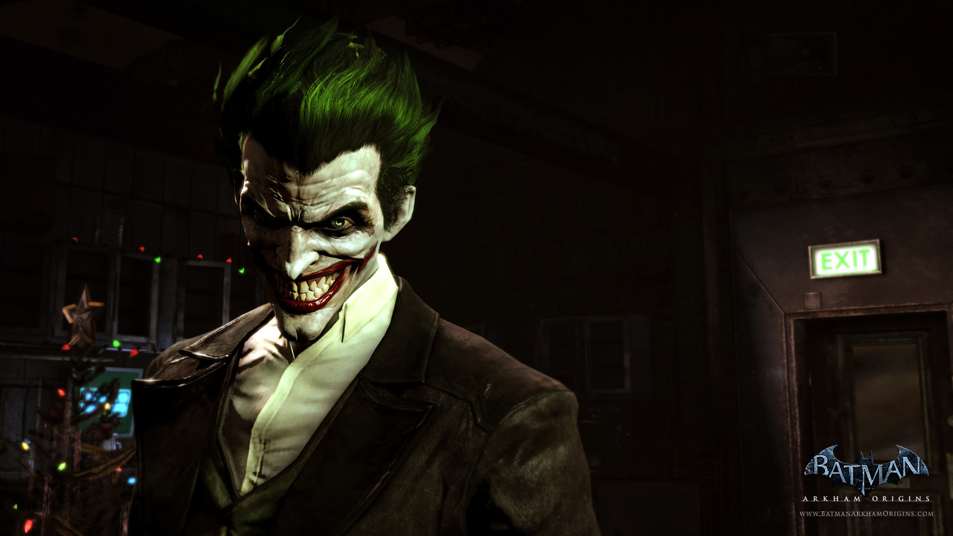 1920x1080 Joker, Deathstroke, Gordon and Batman feature in these HD Arkham Origins  wallpapers