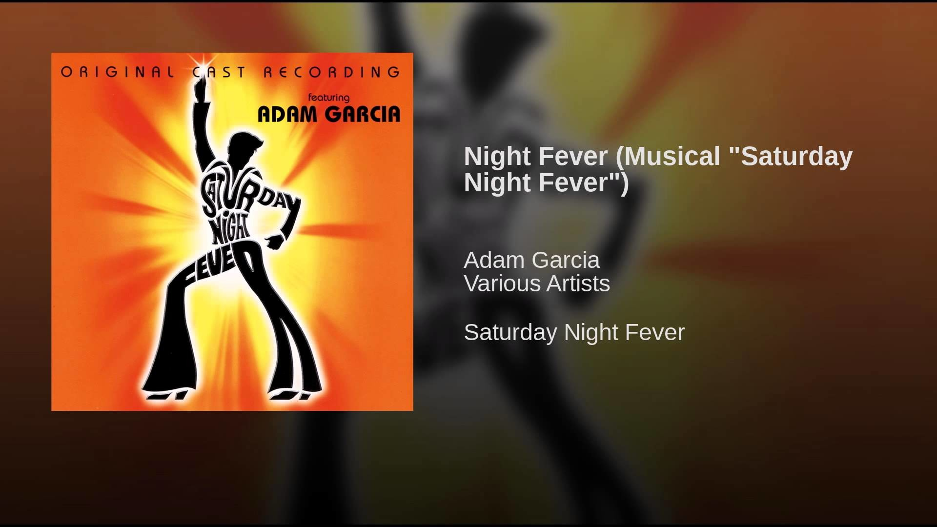 "1920x1080 Night Fever (Musical ""Saturday Night Fever"")"