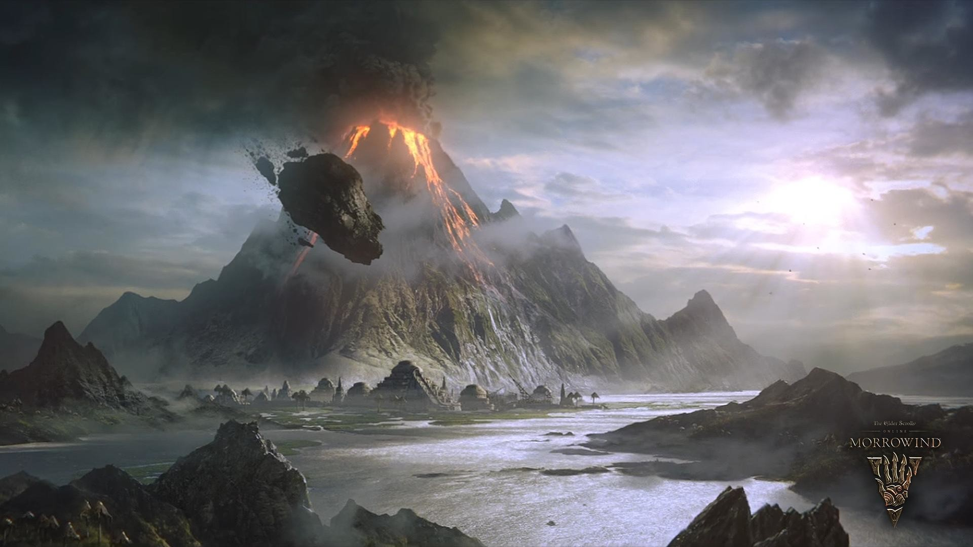 Morrowind wallpapers 76 images - Morrowind wallpaper ...