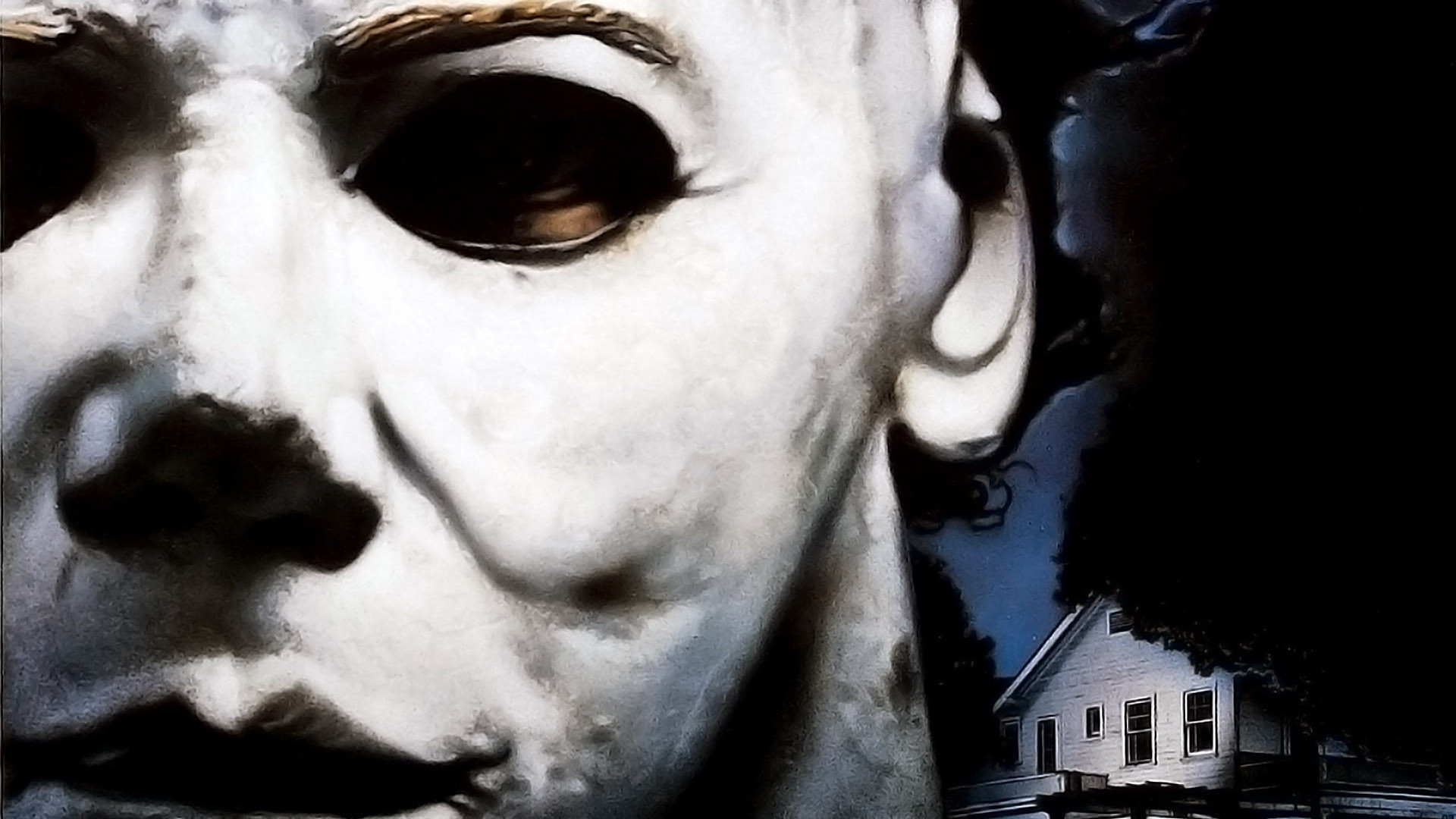 1920x1080 HalloweenThe Return of Michael Myers Movie Wallpapers.