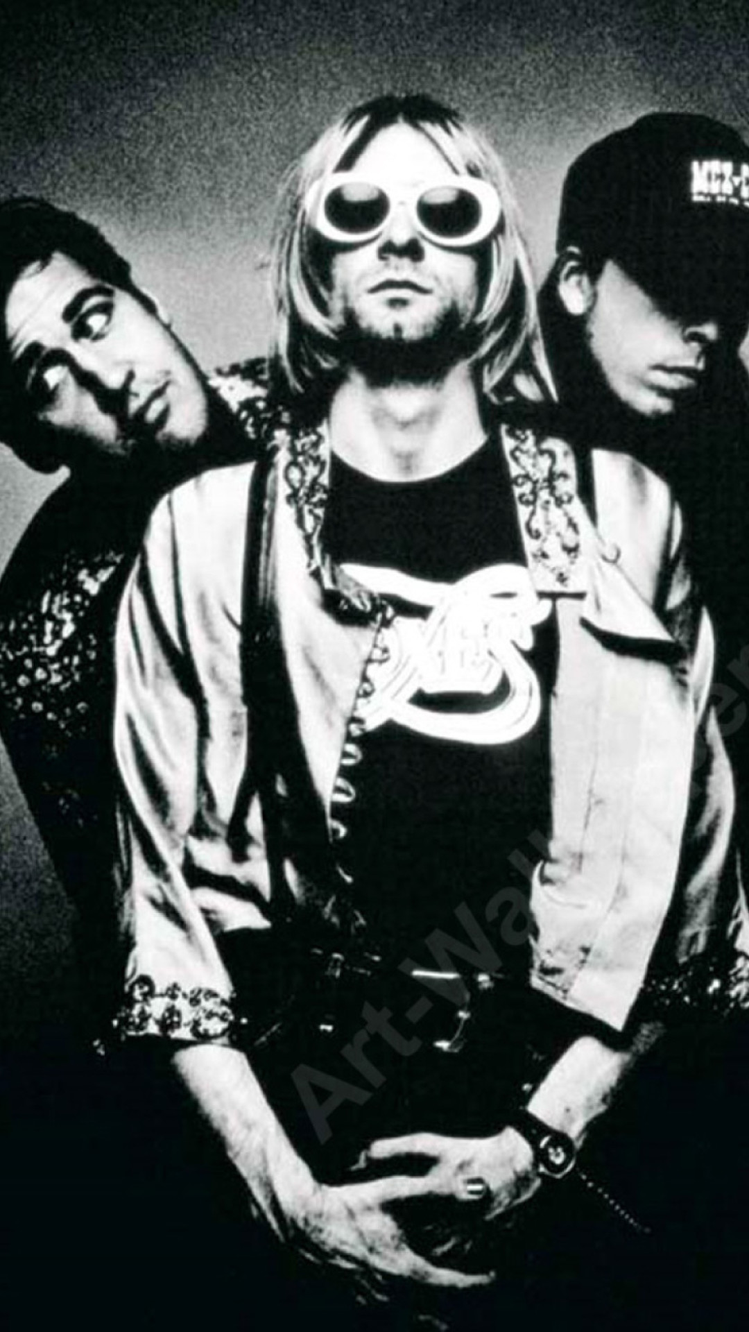 Nirvana Iphone Wallpaper 65 Images
