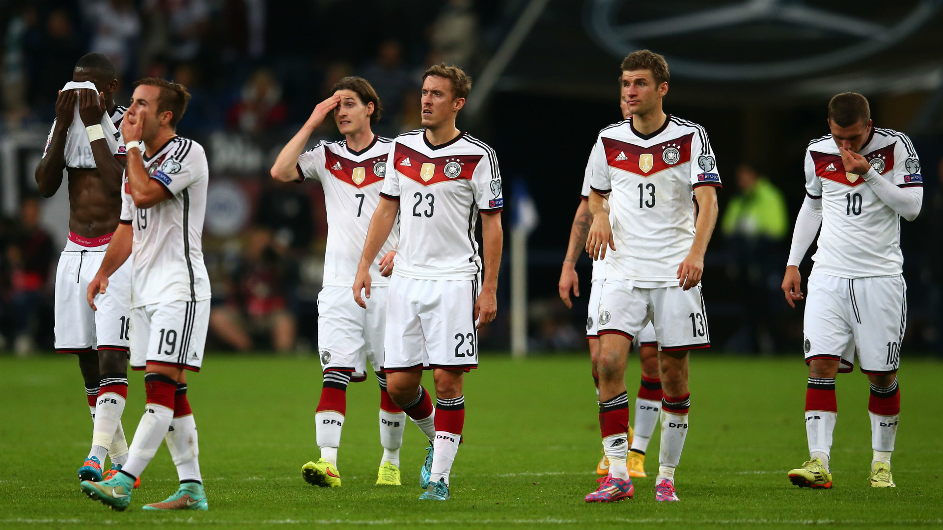 Germany National Football Team Wallpapers (60+ images)