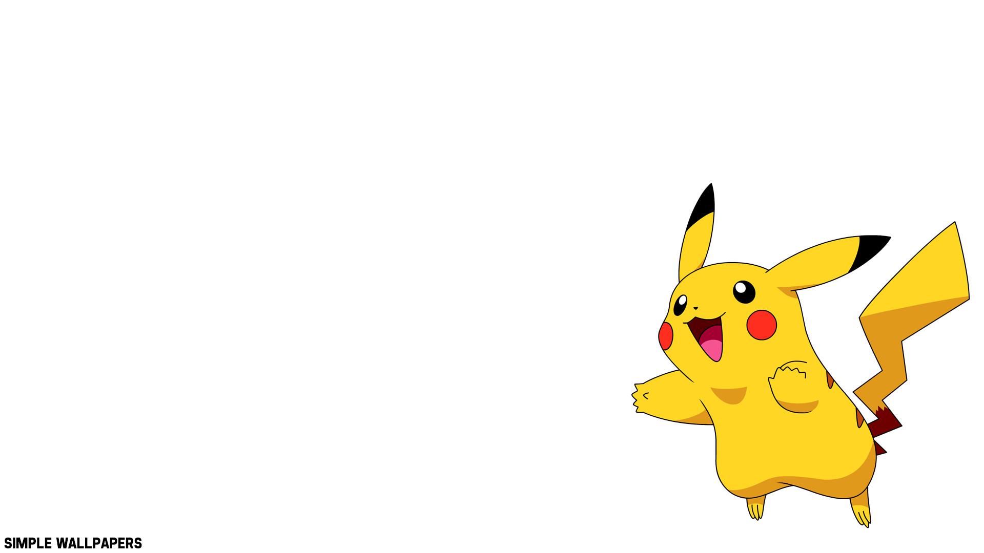 Pikachu Wallpaper 1920x1080 (82+ images)