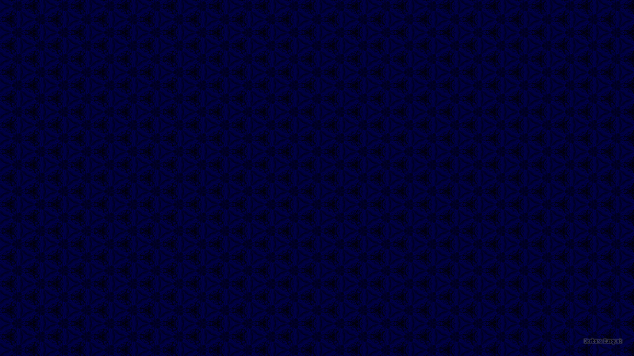2560x1440 Dark blue triangle wallpaper with lors of the night #9036