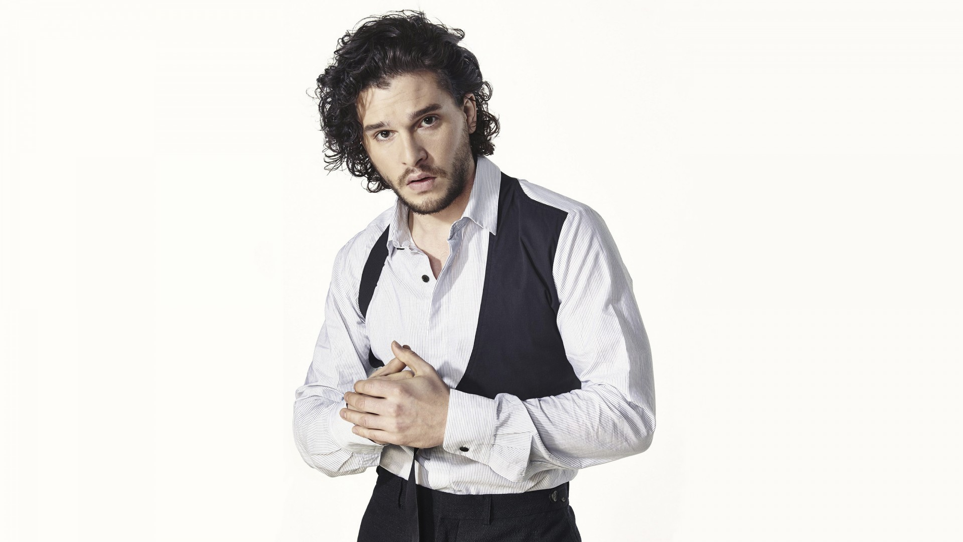 1920x1080 Wallpaper Kit Harington, English actor, Jon Snow, Game of Thrones,  Celebrities / Male, #937