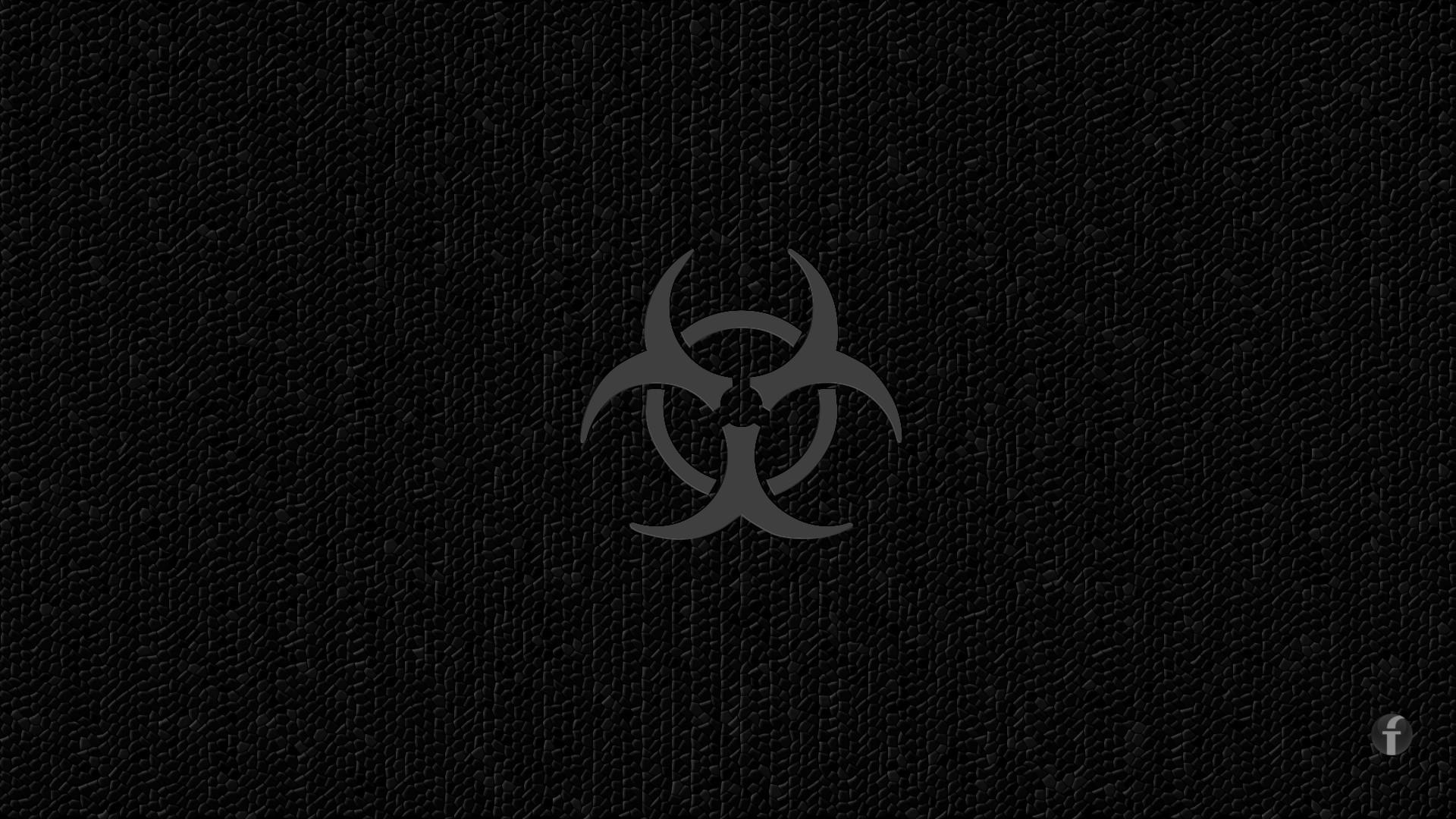 green biohazard wallpaper 60 images