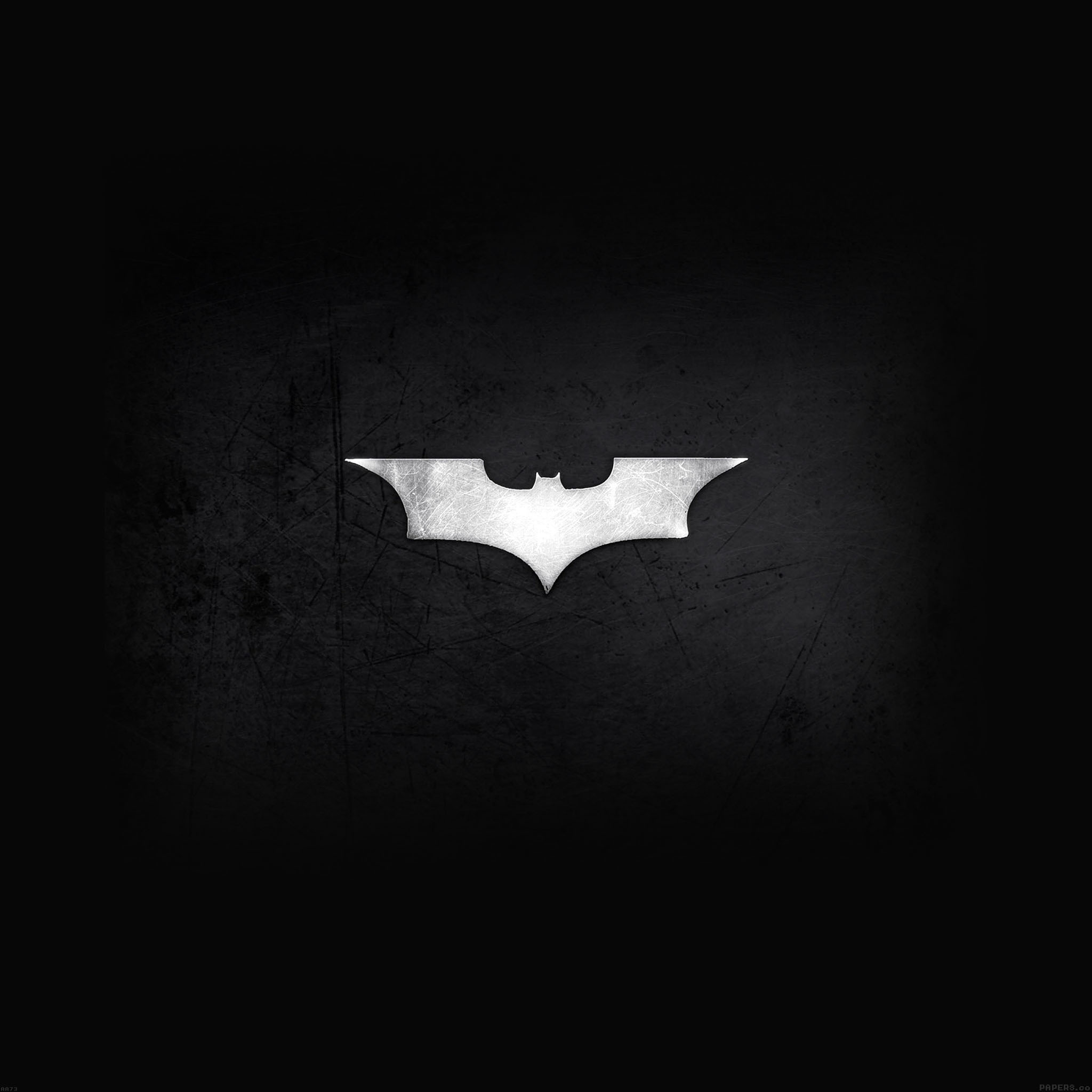 2048x2048 Weekend Wallpapers: Batman Protects Gotham City on Your iPad
