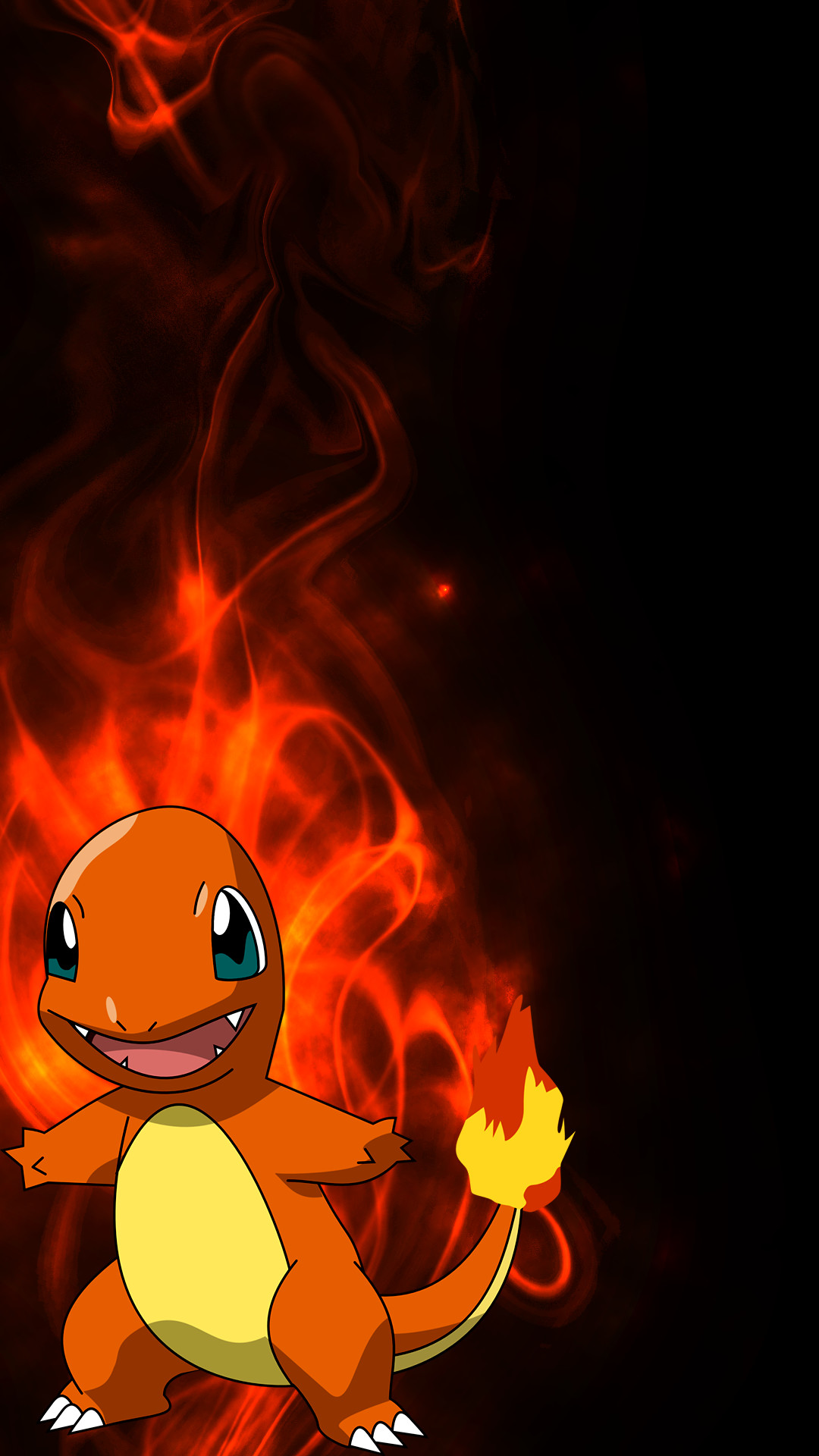 1080x1920 Pokemon Wallpaper Wallpapers Background Backgrounds Anime Charmander