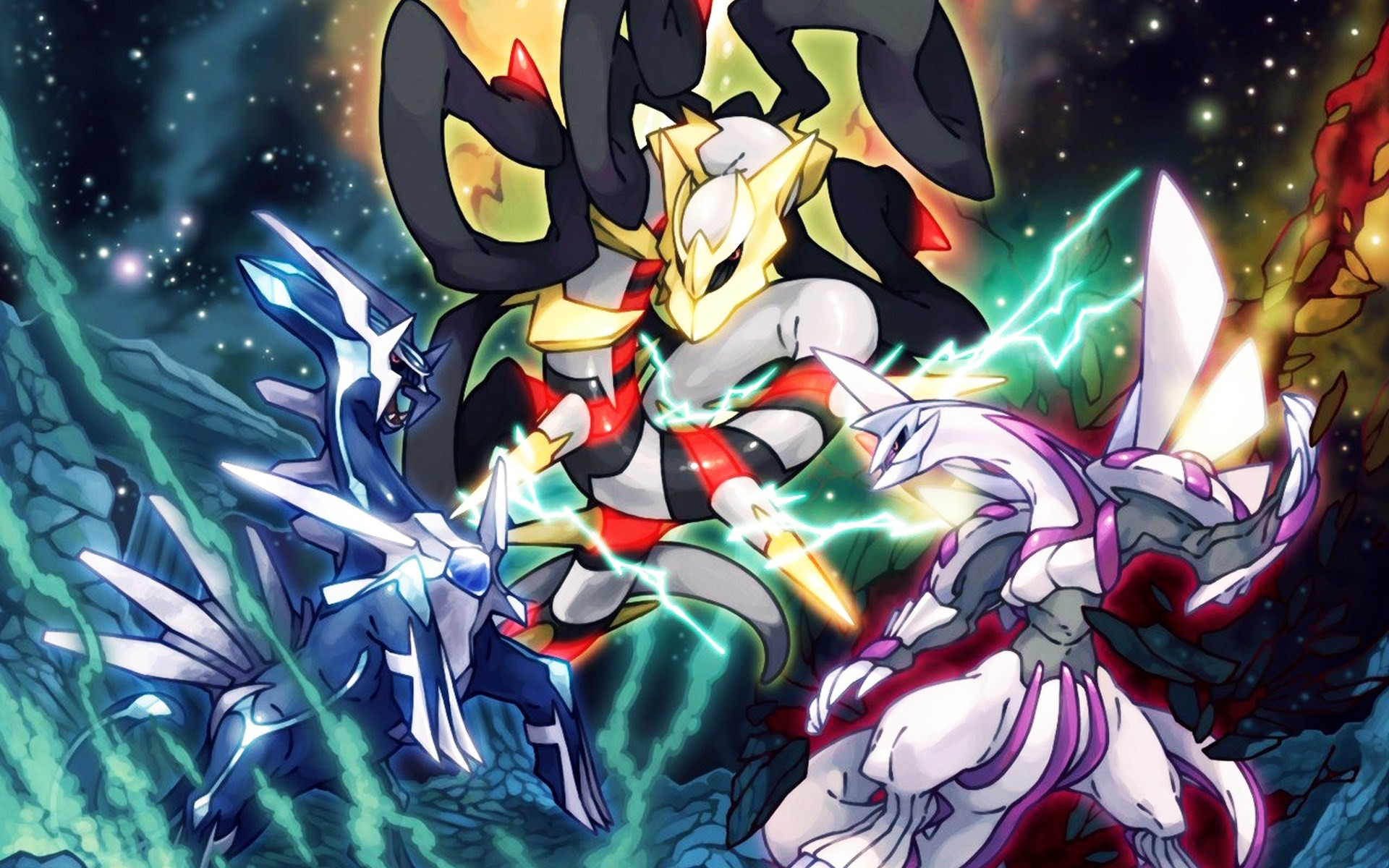 Arceus Hd Wallpapers: Dialga Wallpaper (75+ Images