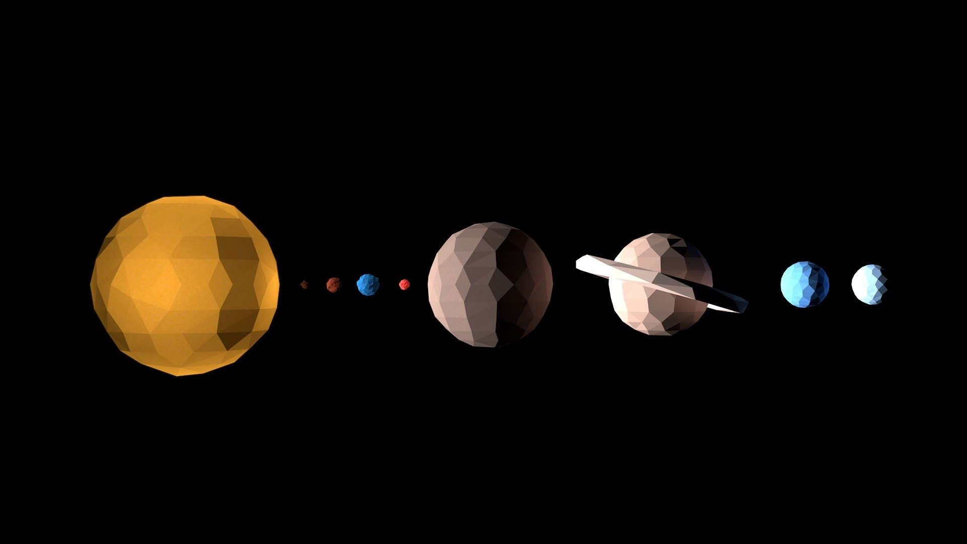 Solar system wallpaper 72 images - Solar system hd wallpapers 1080p ...