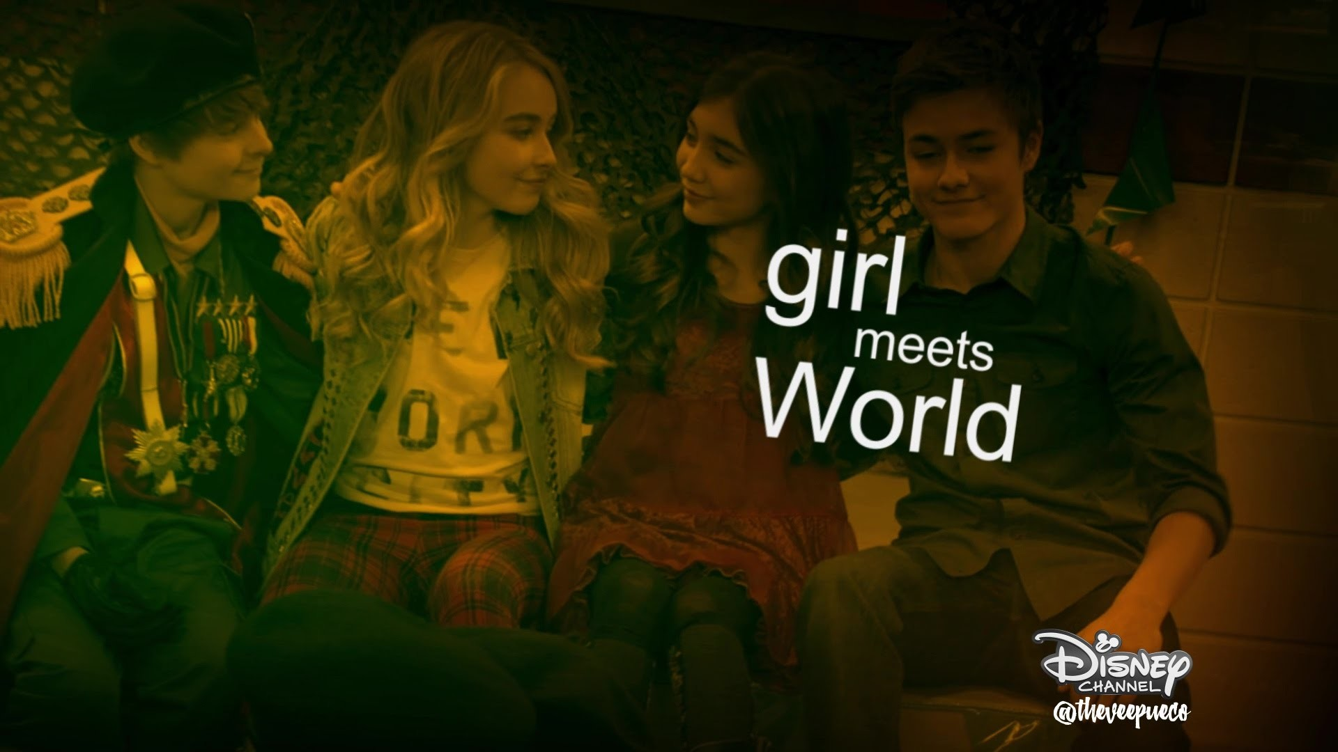 "1920x1080 Girl Meets World ""How I Met Your Mother"" Intro"