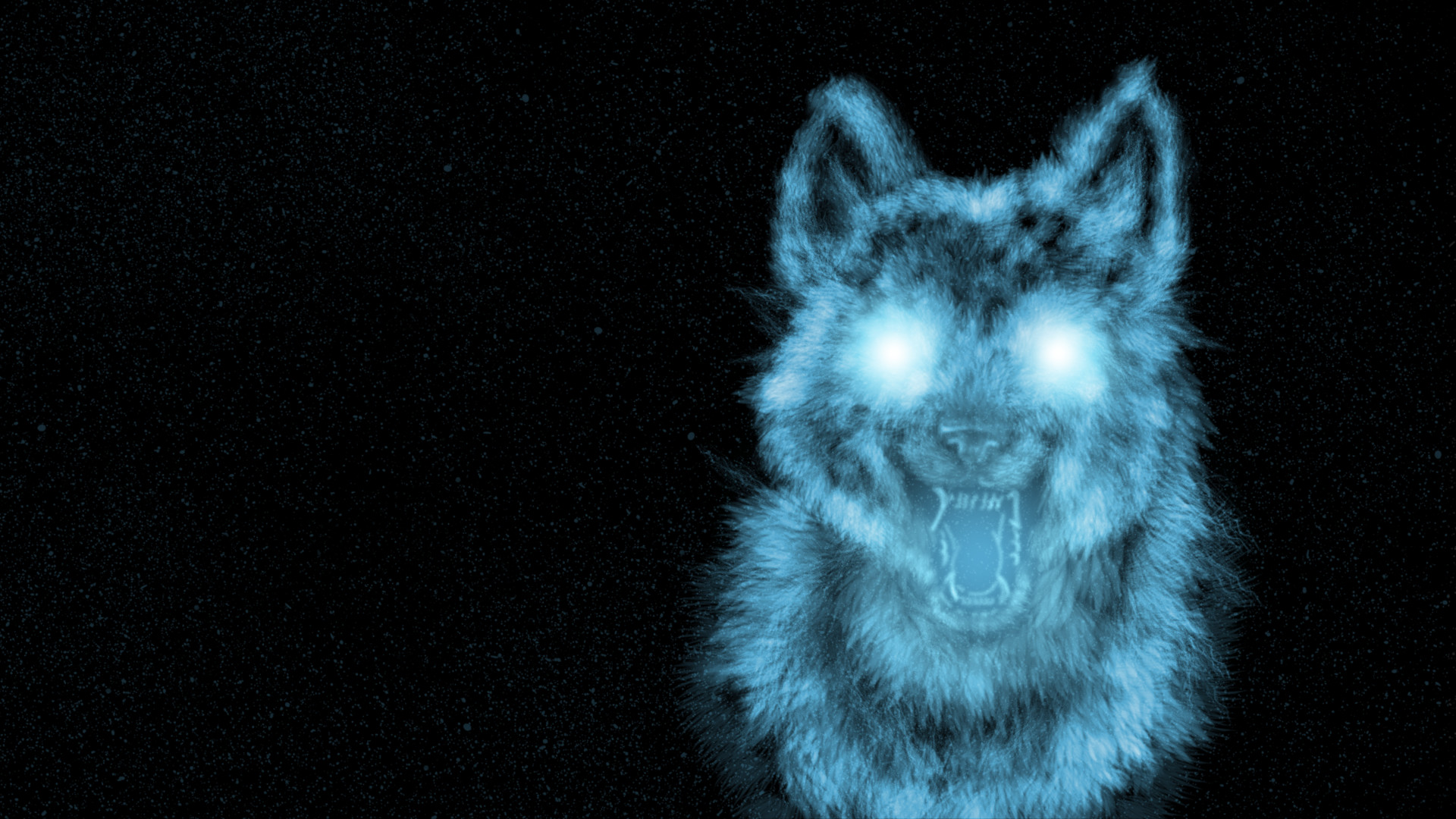 1920x1080 Wolf desktop wallpaper by KinoDro on DeviantArt