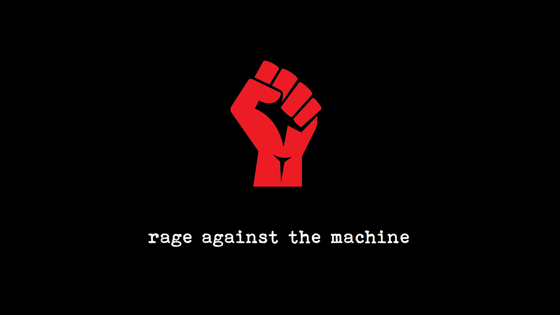 1920x1080 Music - Rage Against The Machine Fist Heavy Metal Music Wallpaper