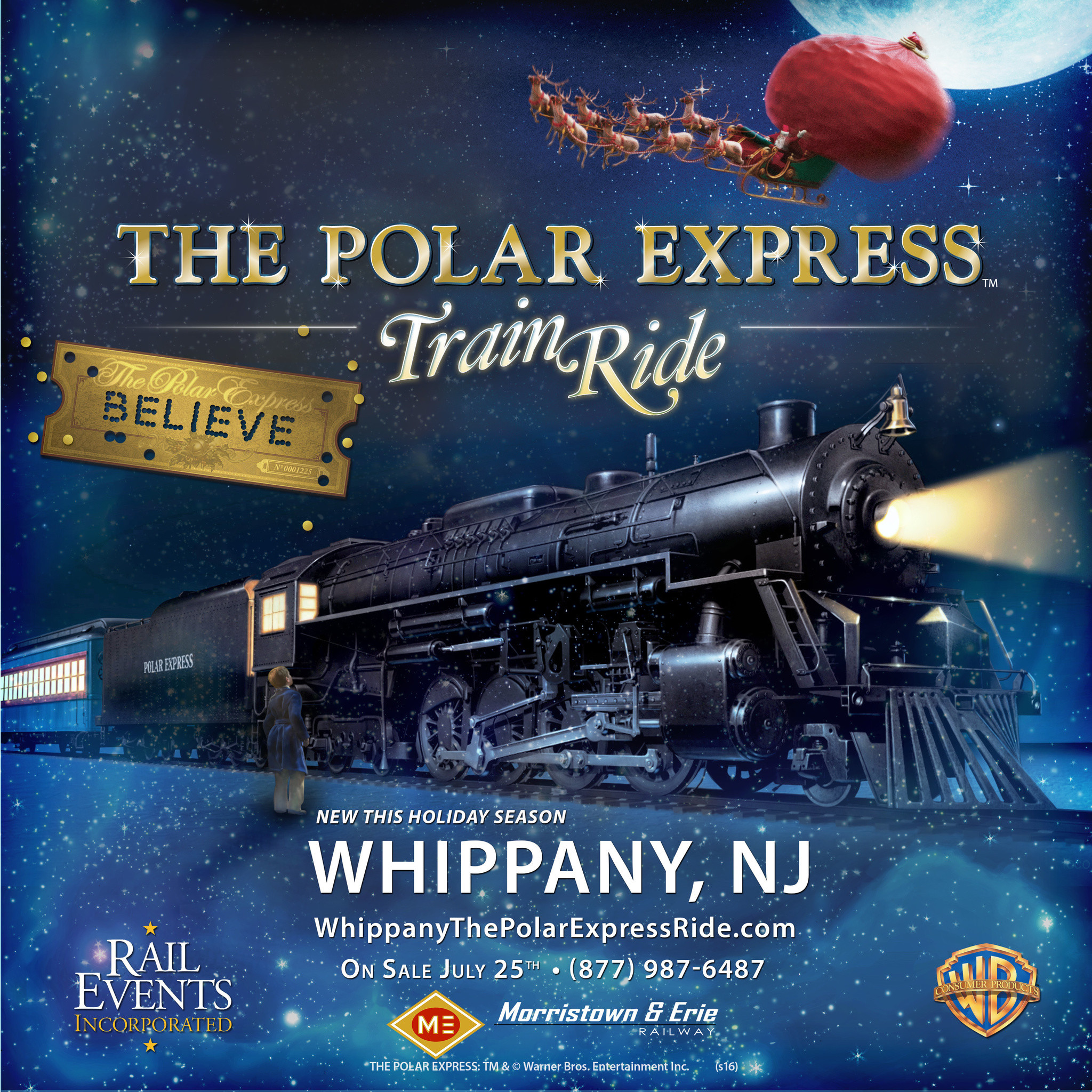 2048x2048 The Polar Express Train Ride 1 ...