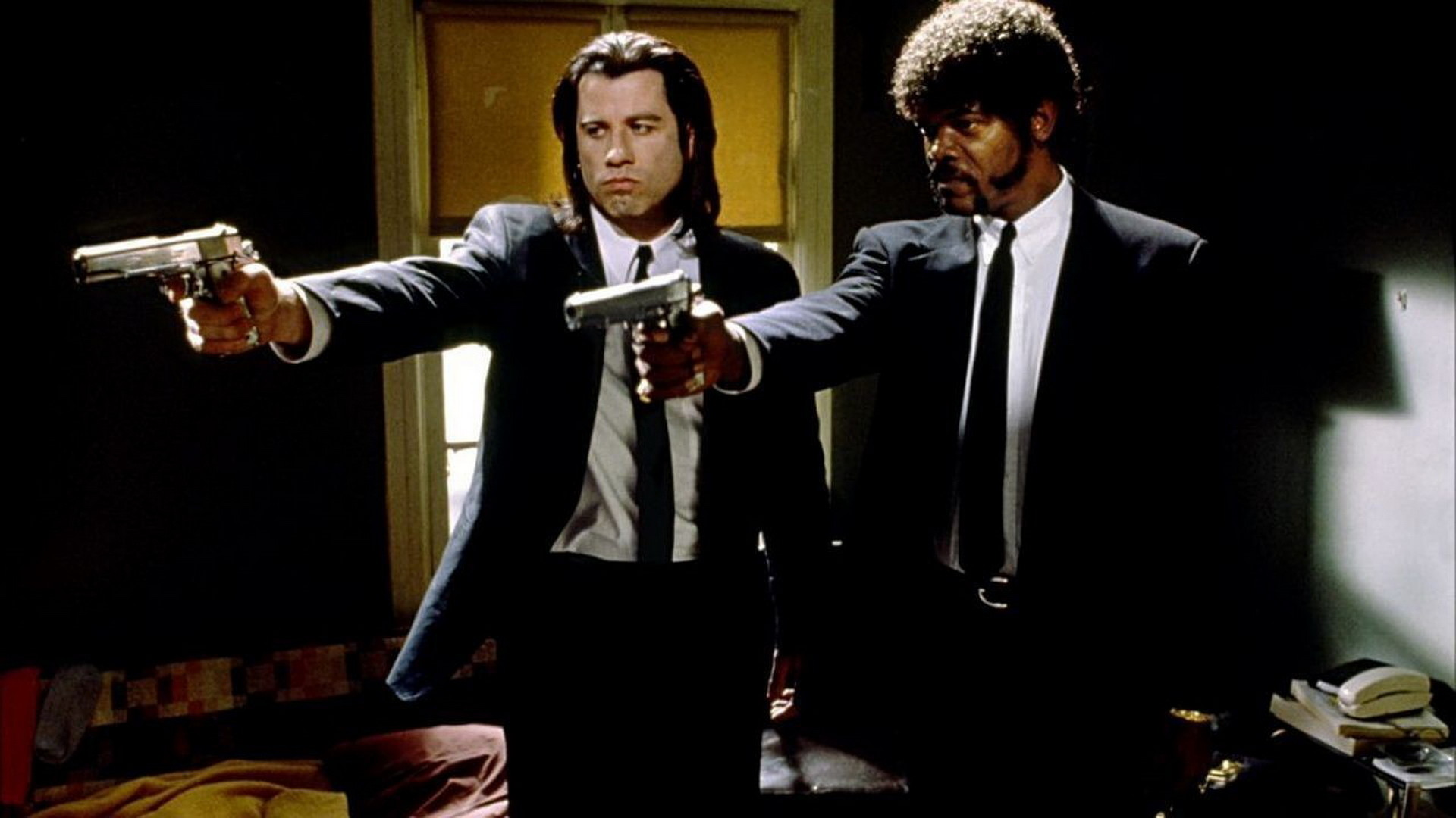 Bible Verse And Image Pulp Fiction Wallpaper: Pulp Fiction Wallpaper HD (68+ Images