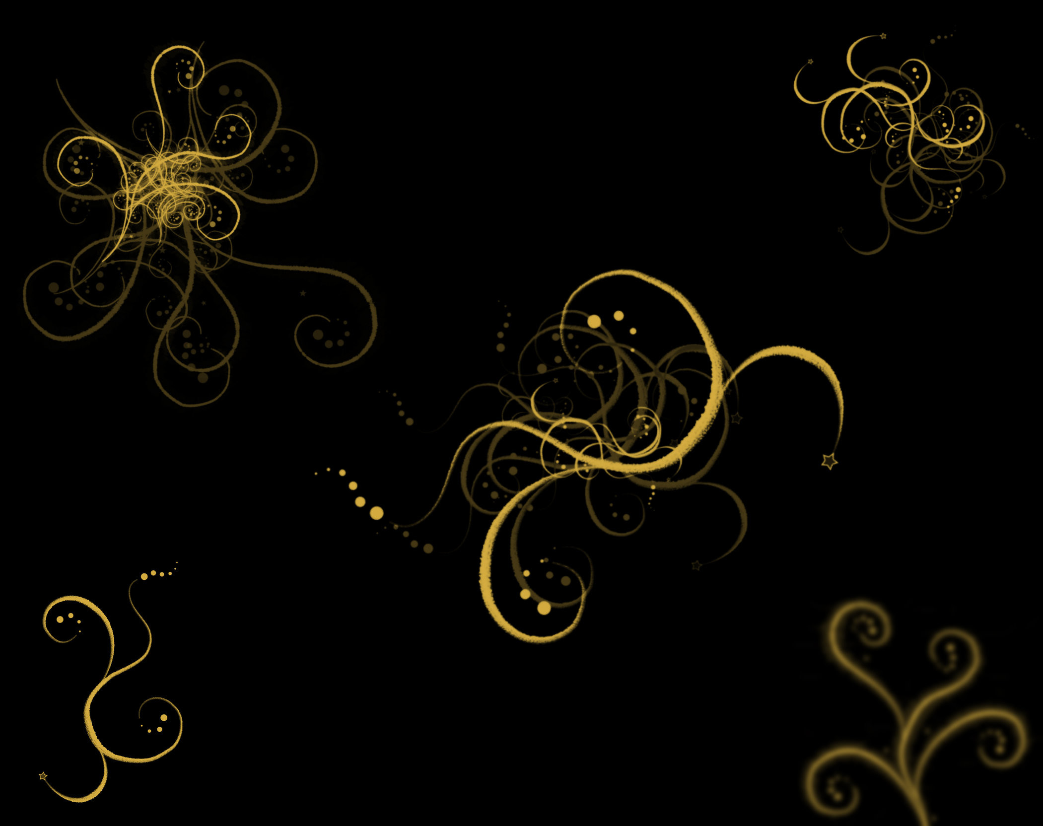 1920x1200 gold and black smoke wallpaper 7 free hd wallpaper