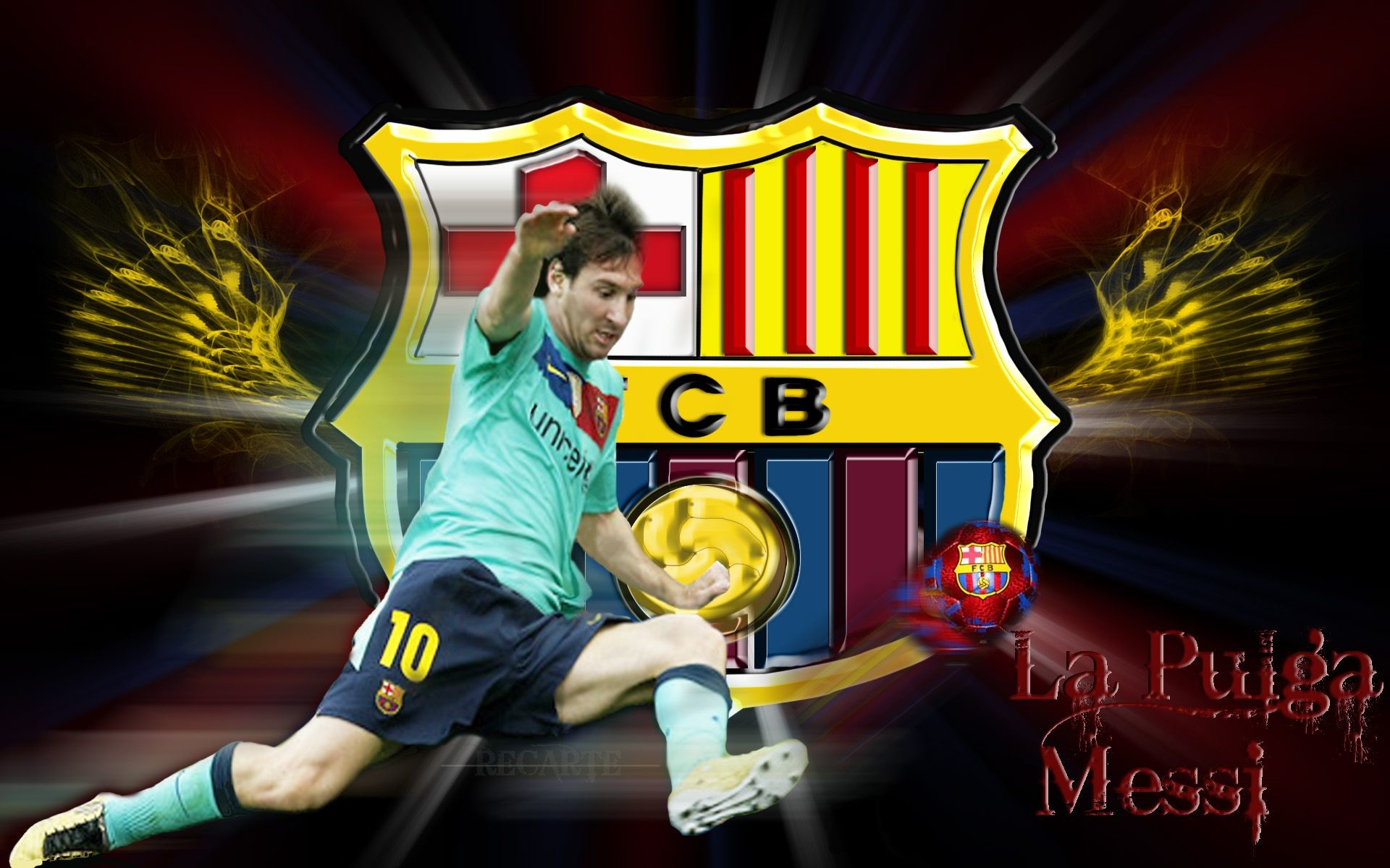 1920x1200 Cool Lionel Messi Wallpaper For Mobile