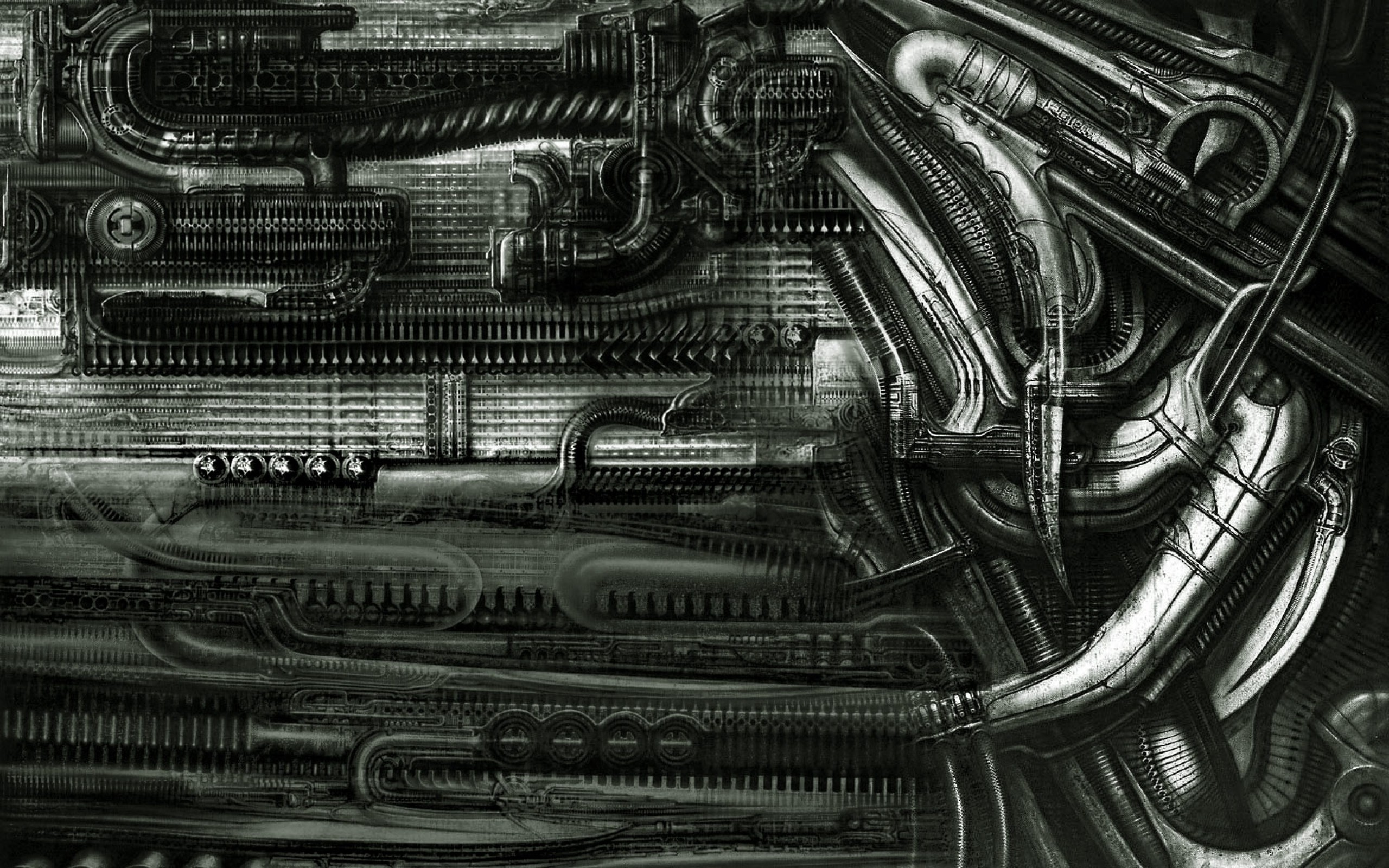 Giger Wallpaper (70+ images) H.r. Giger Wallpaper