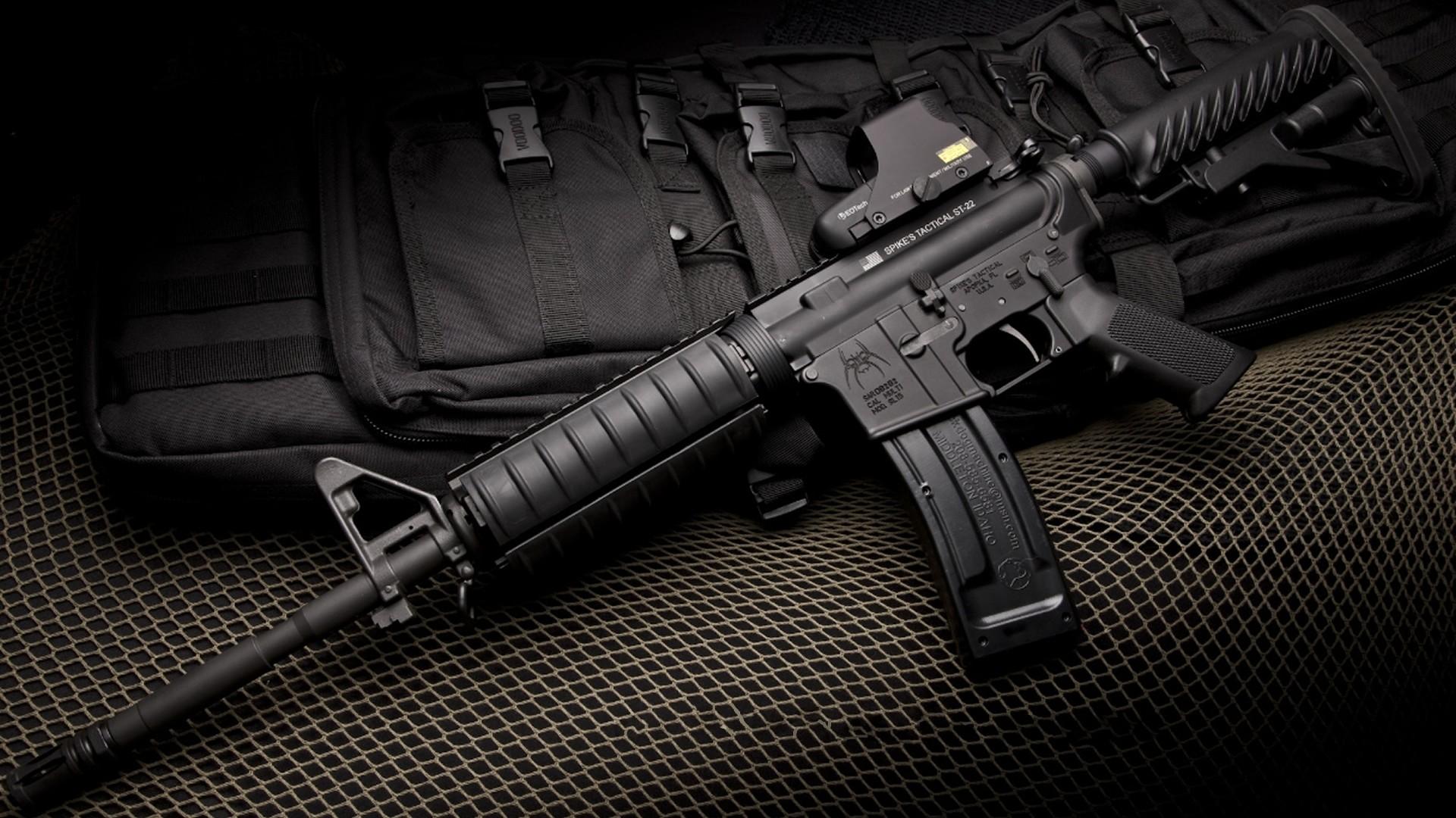 3d guns wallpaper (61+ images)