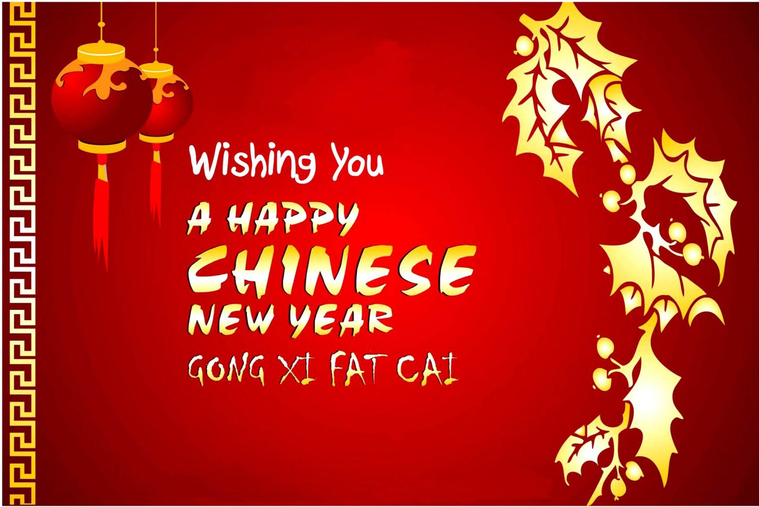 2448x1636 Happy Chinese New Year Lunar New Year Greetings, Happy Lunar New Year,  Happy New