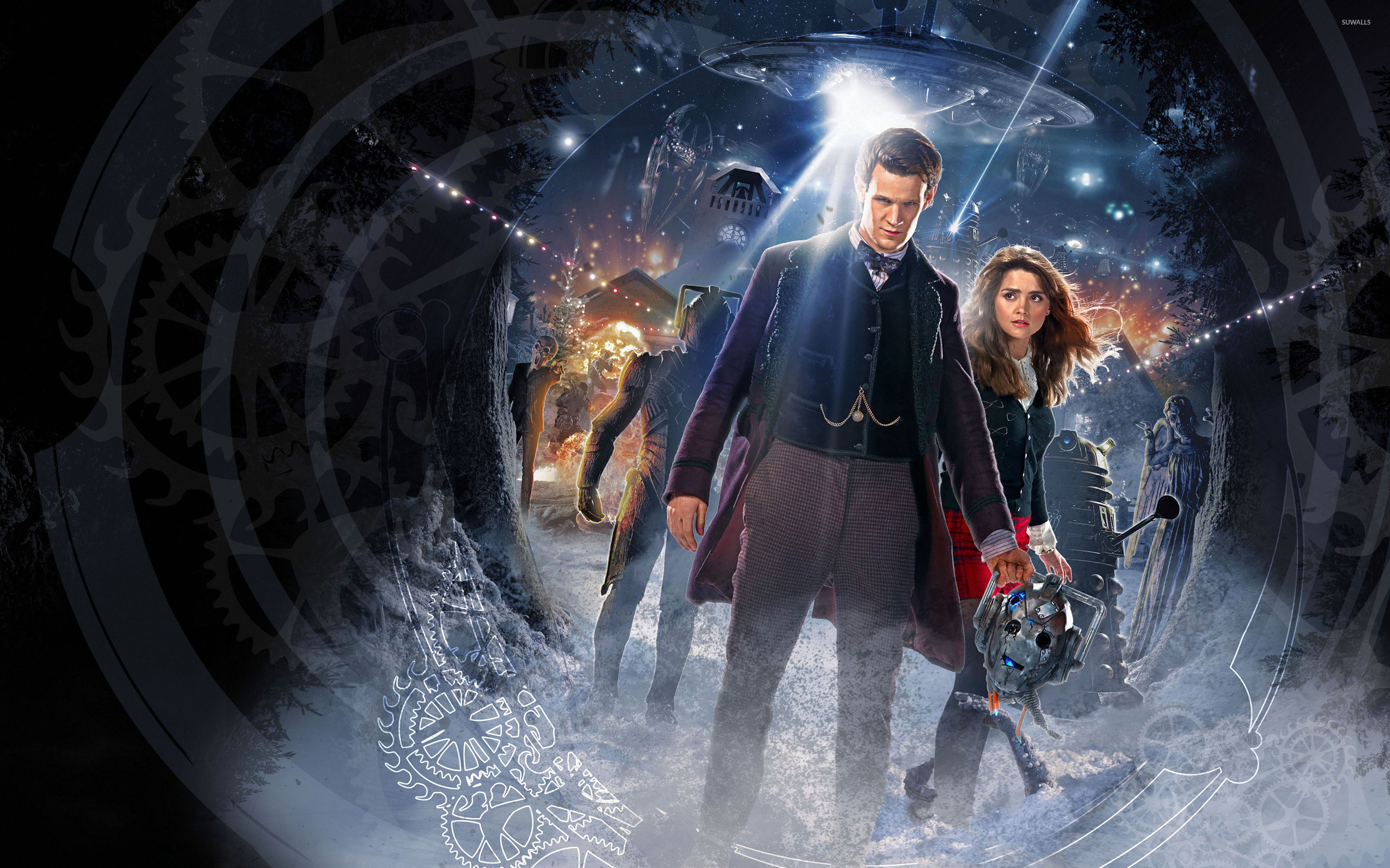 2880x1800 The Time of the Doctor wallpaper