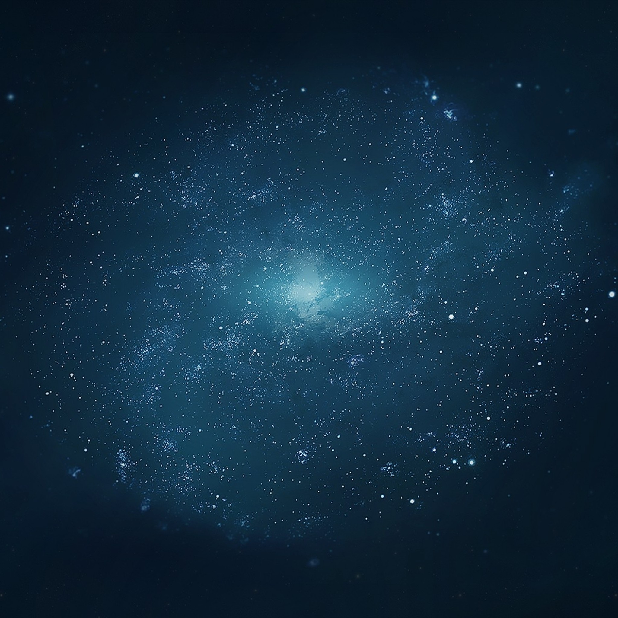 Res: 2048x2048, Preview wallpaper sky, stars, background, points