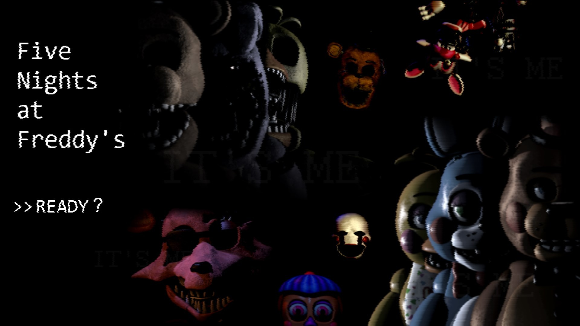 1920x1080 five nights at freddys 5 wallpaper ...