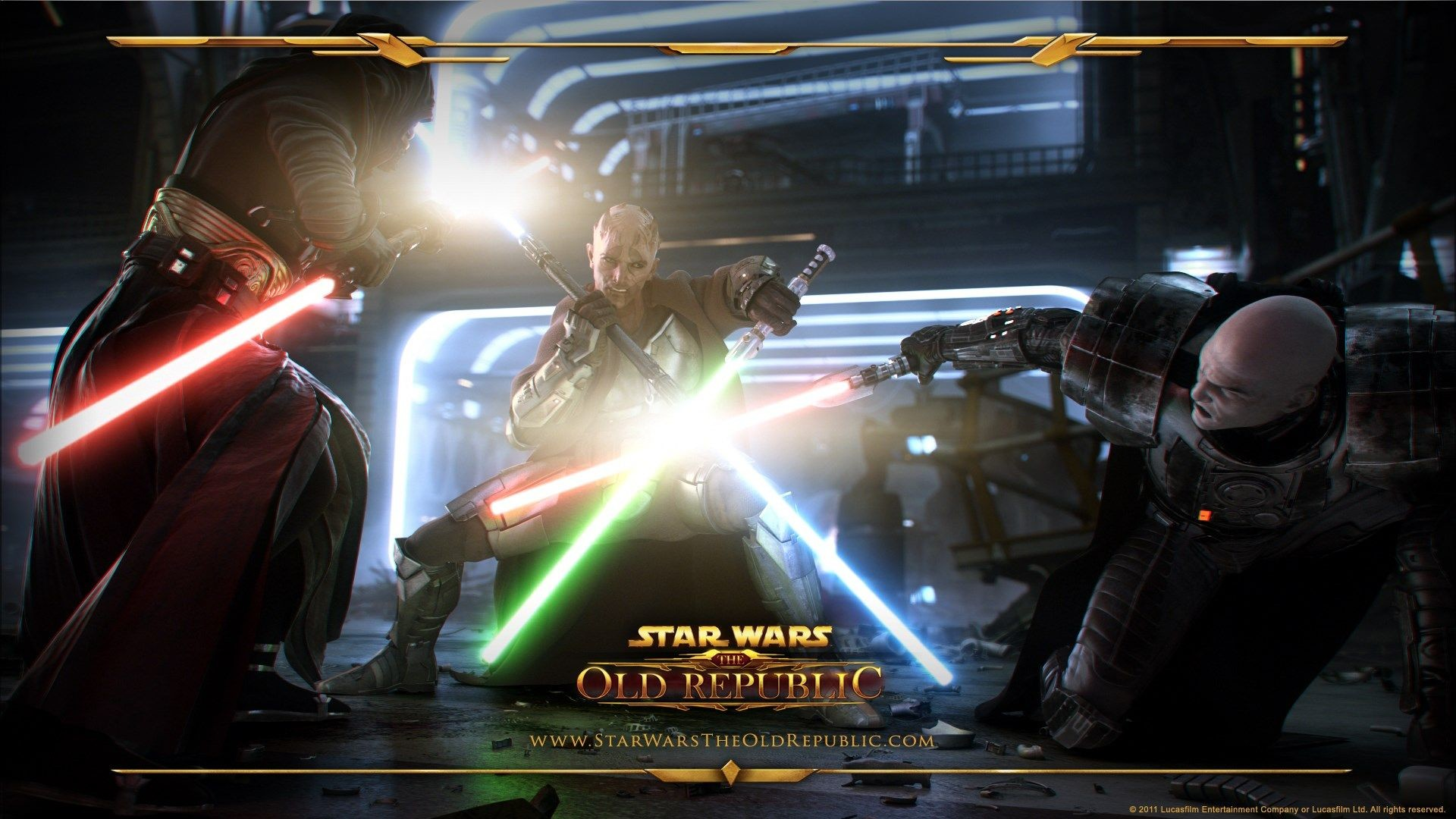 1920x1080 Star Wars: Knights of the Old Republic HD Wallpapers
