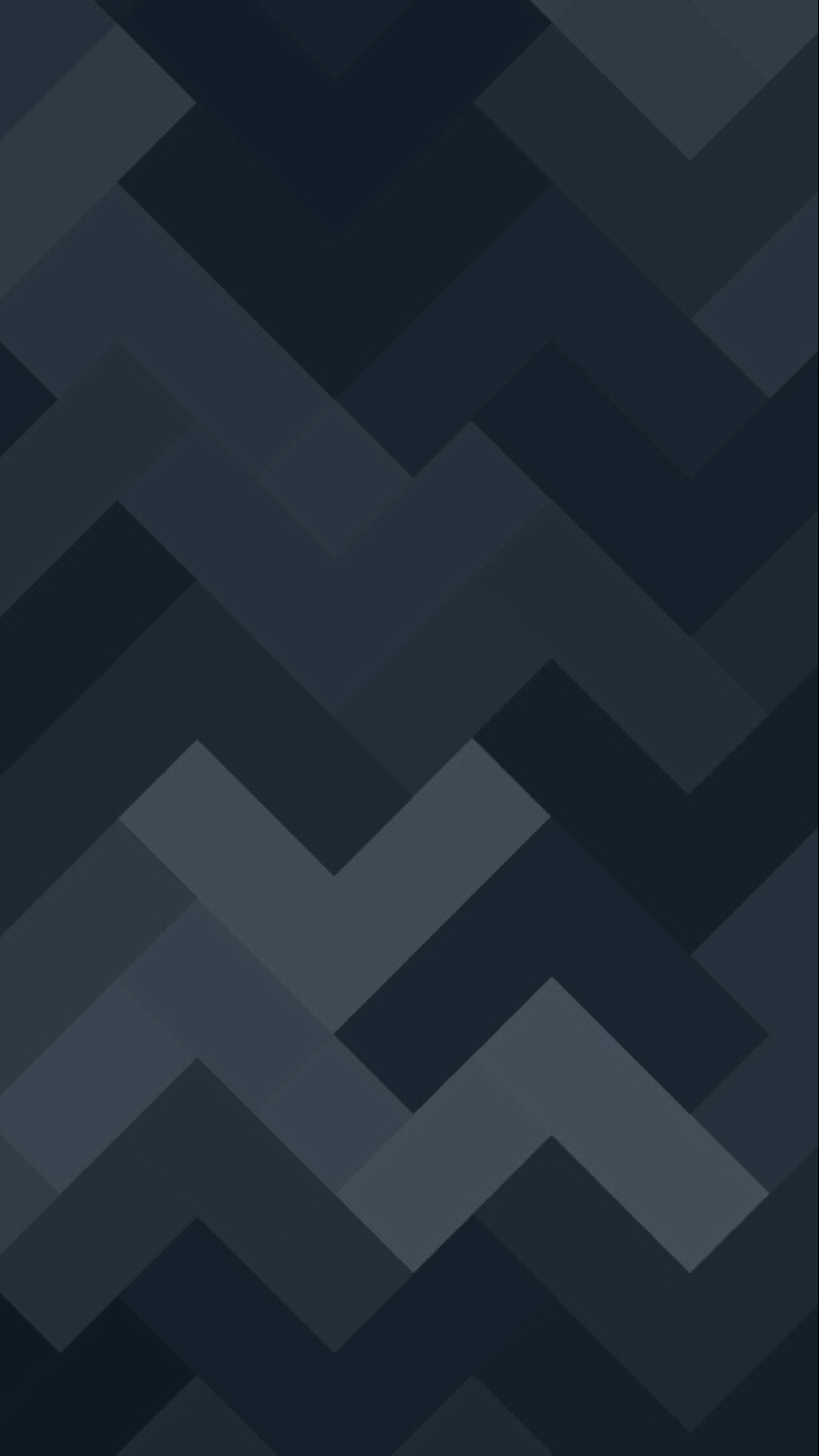 1242x2208 Shapes Black Wallpaper iPhone 6 Plus
