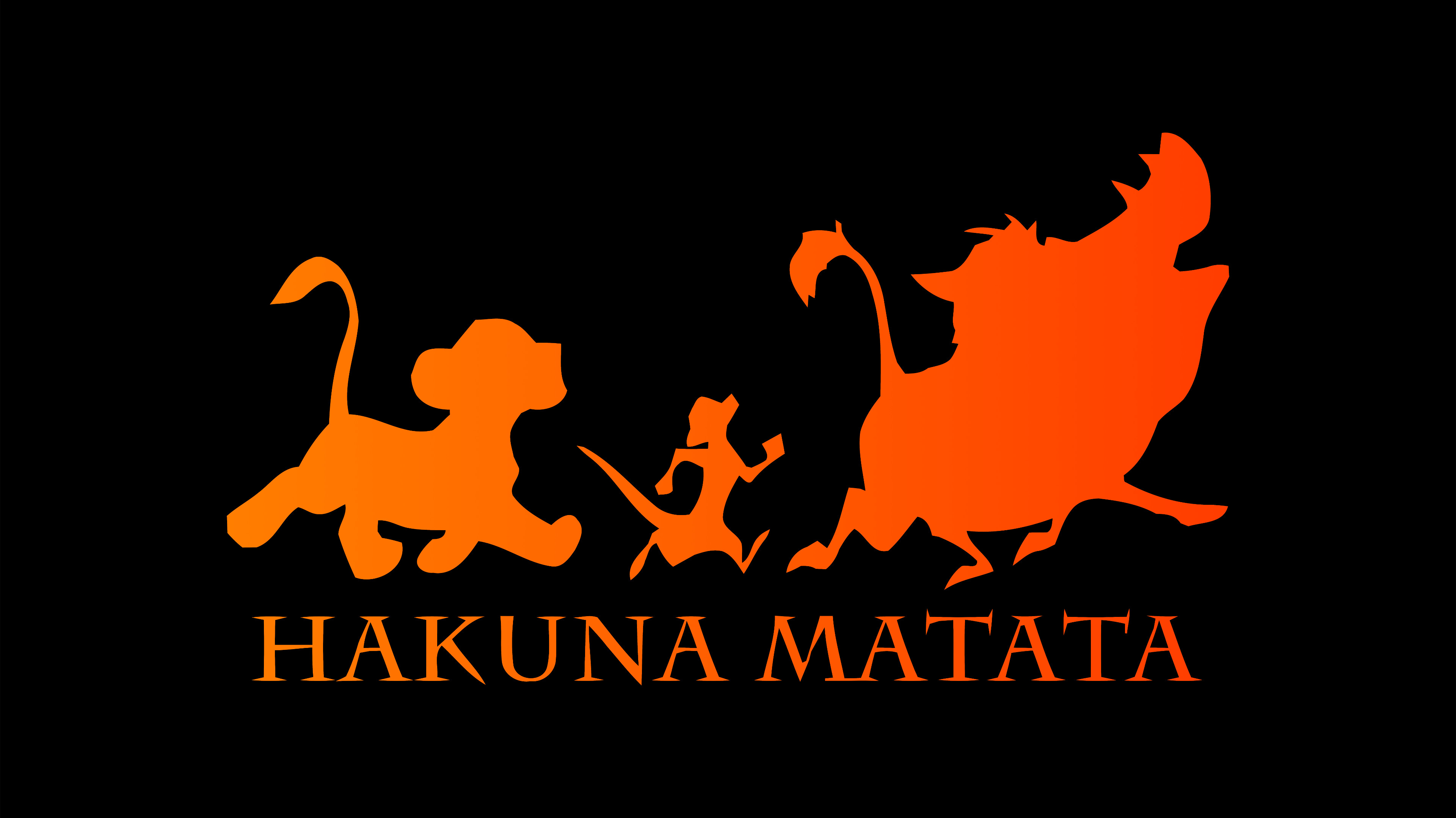 List Of Synonyms And Antonyms Of The Word Hakuna Matata