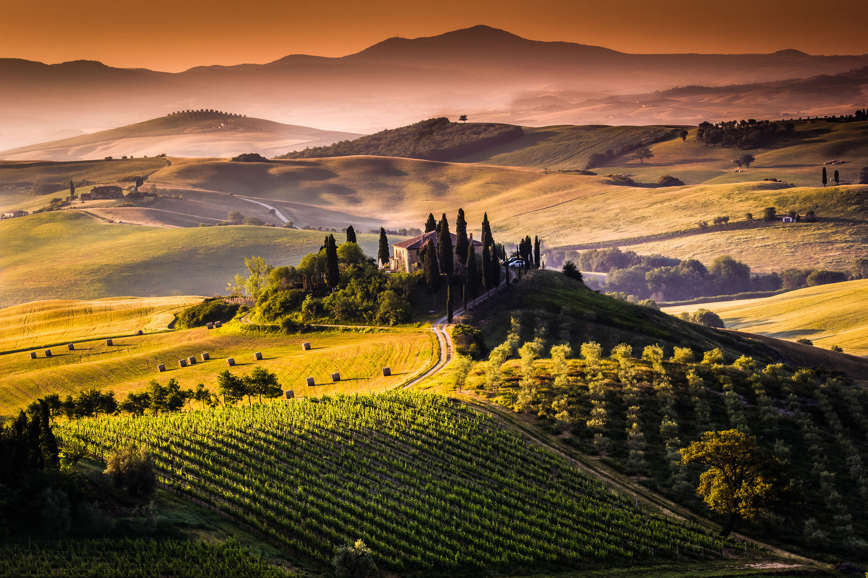 3000x2000 ... Images of Tuscany Toscana Italy Wallpaper - #SC ...