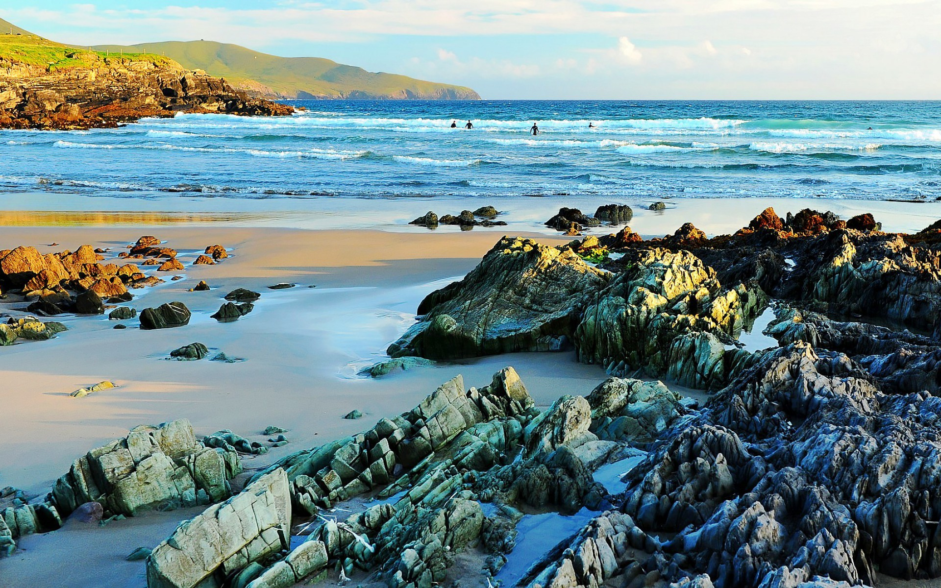 1920x1200 Ring Of Kerry Southern Ireland wallpapers and stock photos