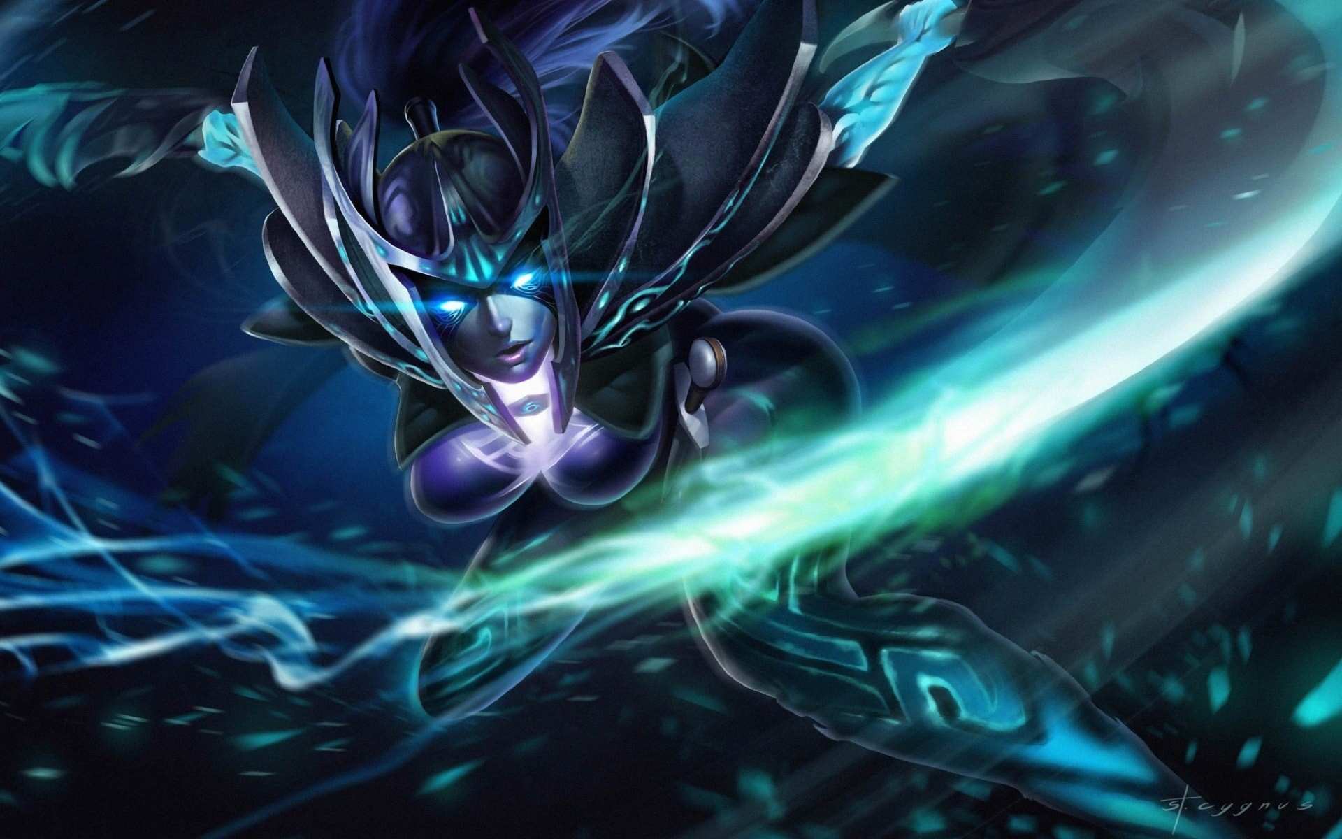 1920x1200 Inspirational Dota2 Phantom Assassin Hd Desktop Wallpapers