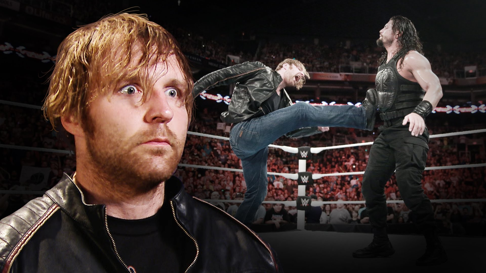 1920x1080 Dean Ambrose Talks Facing Roman Reigns And Seth Rollins Cashing In On