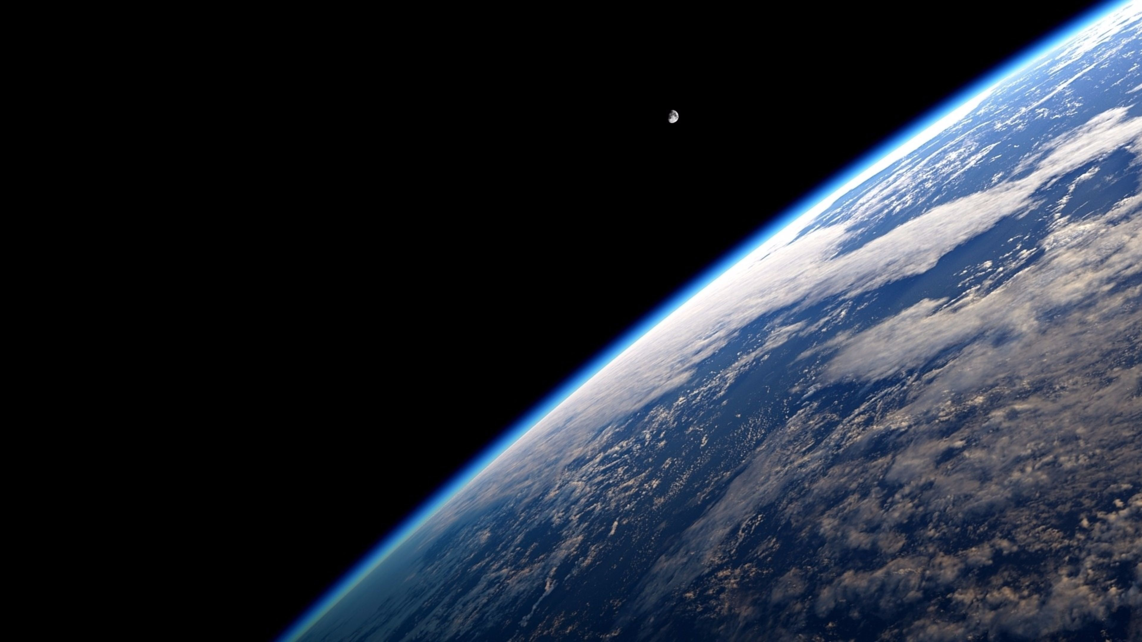 3840x2160 Wallpaper backgrounds · [1920x1080] Edge Of Earth From Space Need #iPhone  #6S #Plus #
