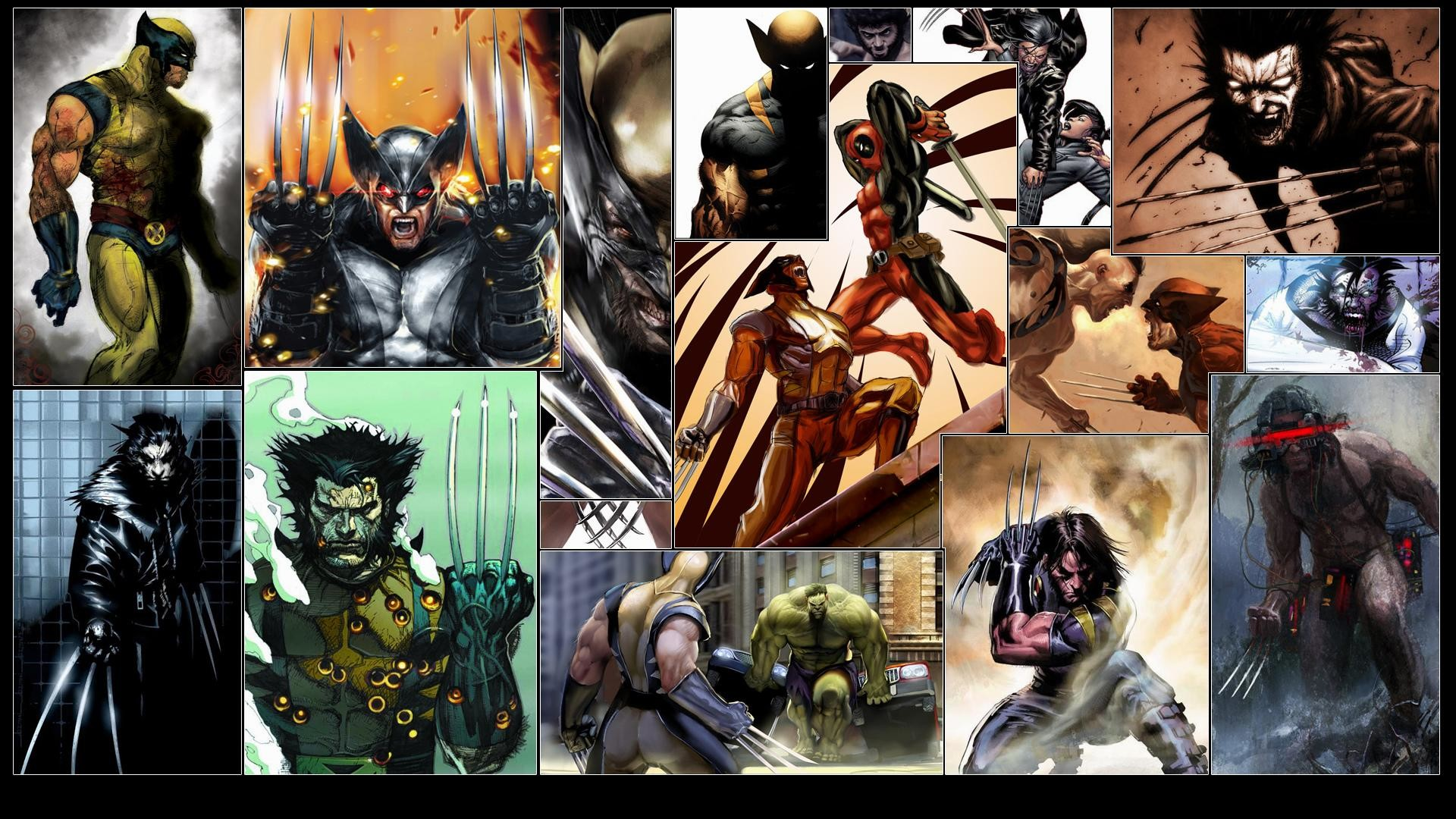 1920x1080 Comics-Wolverine-Deadpool-Hulk-wallpaper-wp4004579