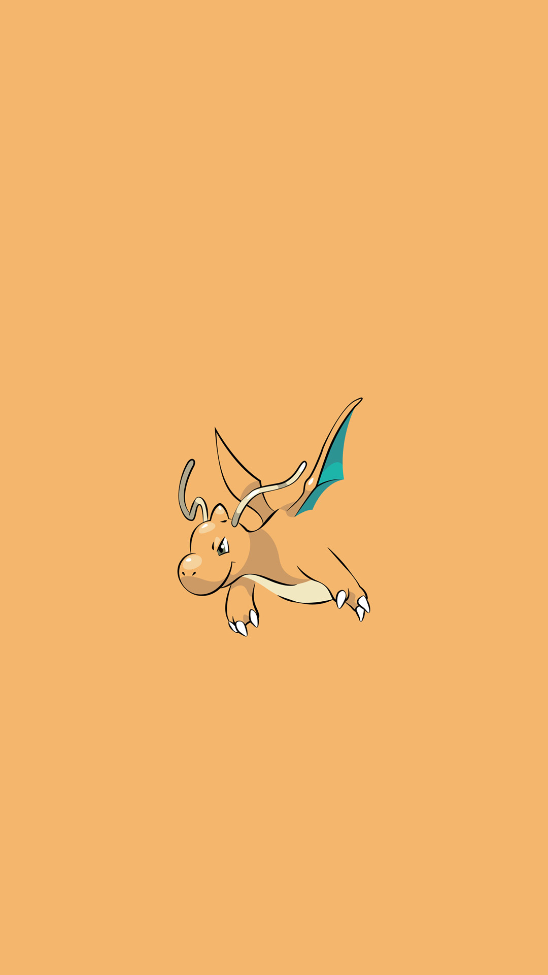 1080x1920 Dragonite Pokemon Character iPhone 6+ HD Wallpaper -  http://freebestpicture.com
